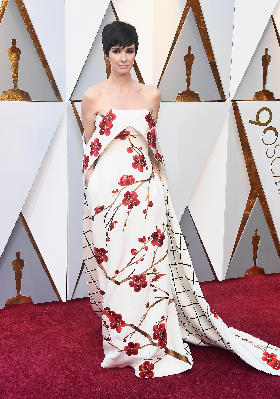 Paz Vega, vestido, oscar, oscar 2018