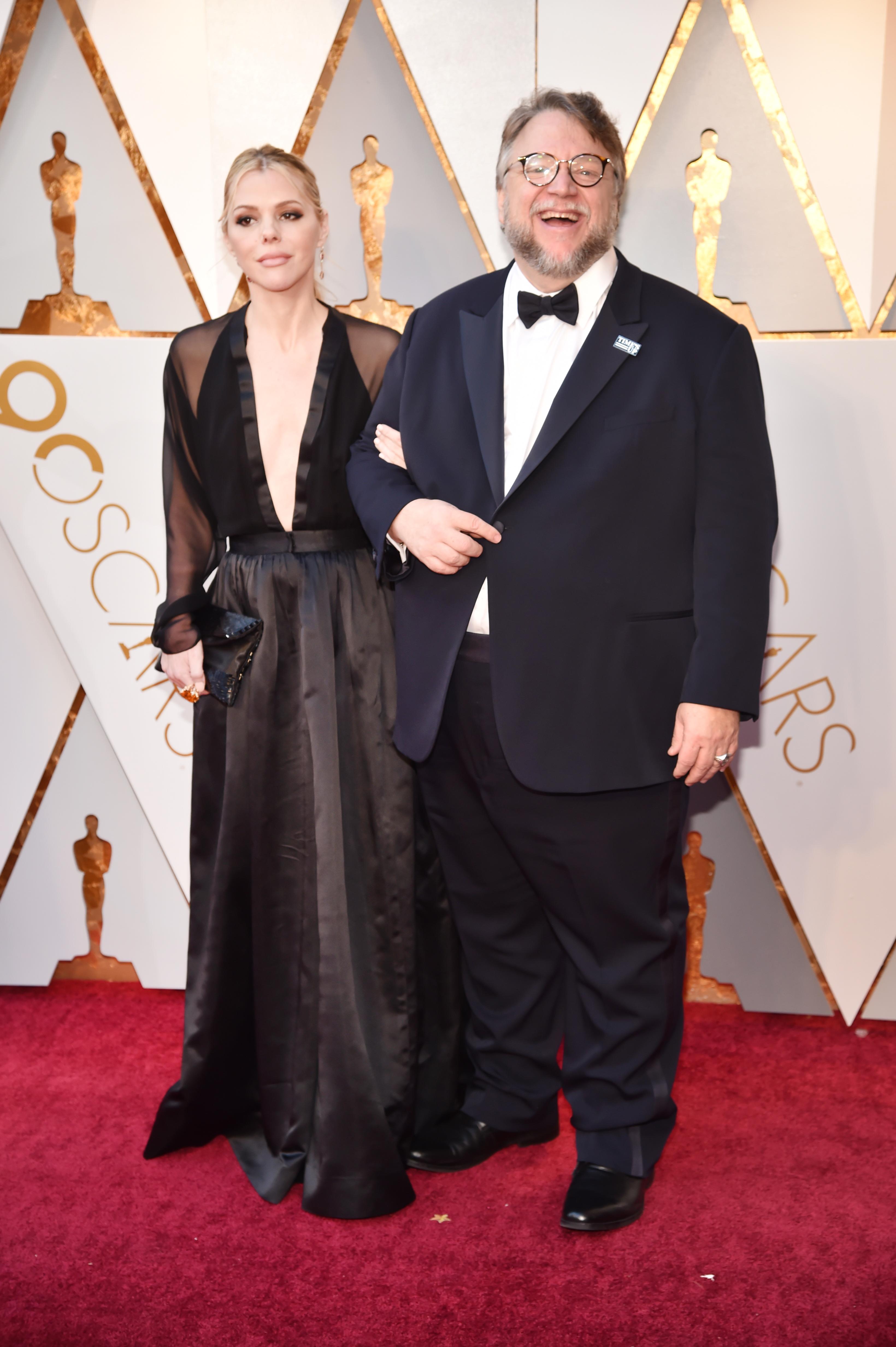 Kim Morgan y Guillermo del Toro