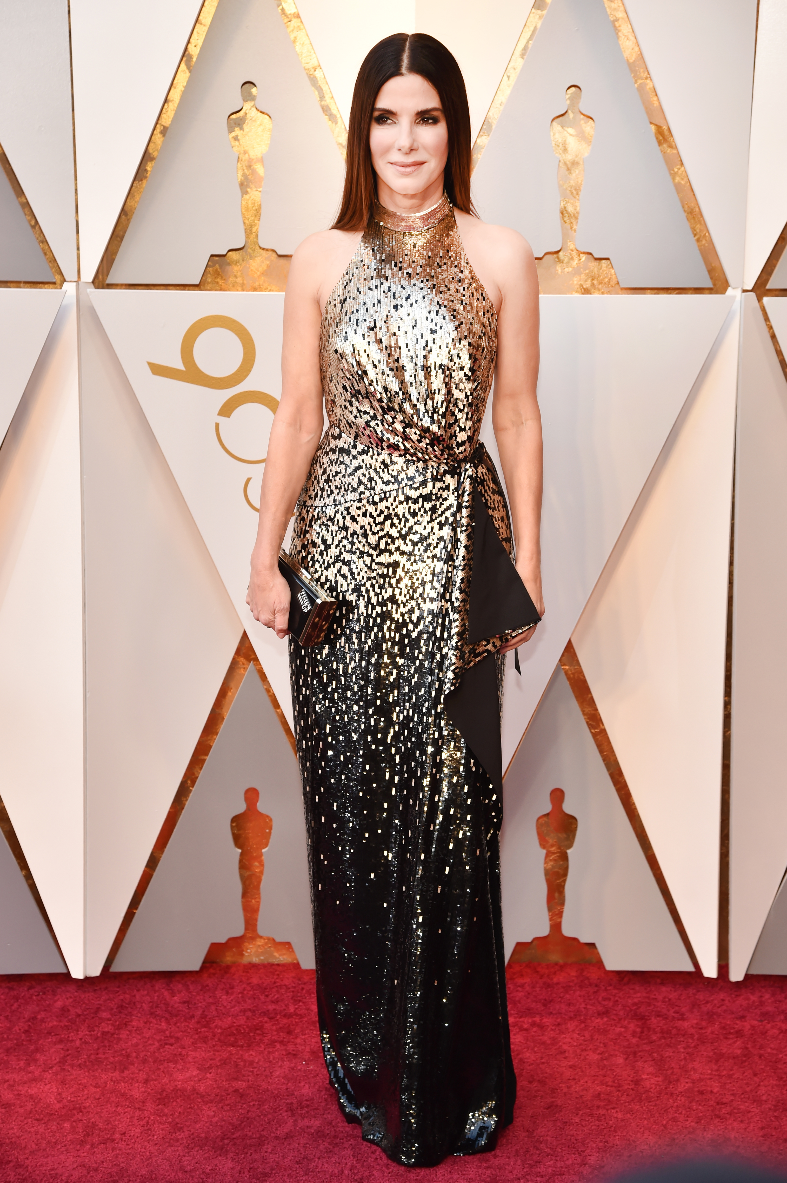 Sandra Bullock, vestido, oscar, oscar 2018