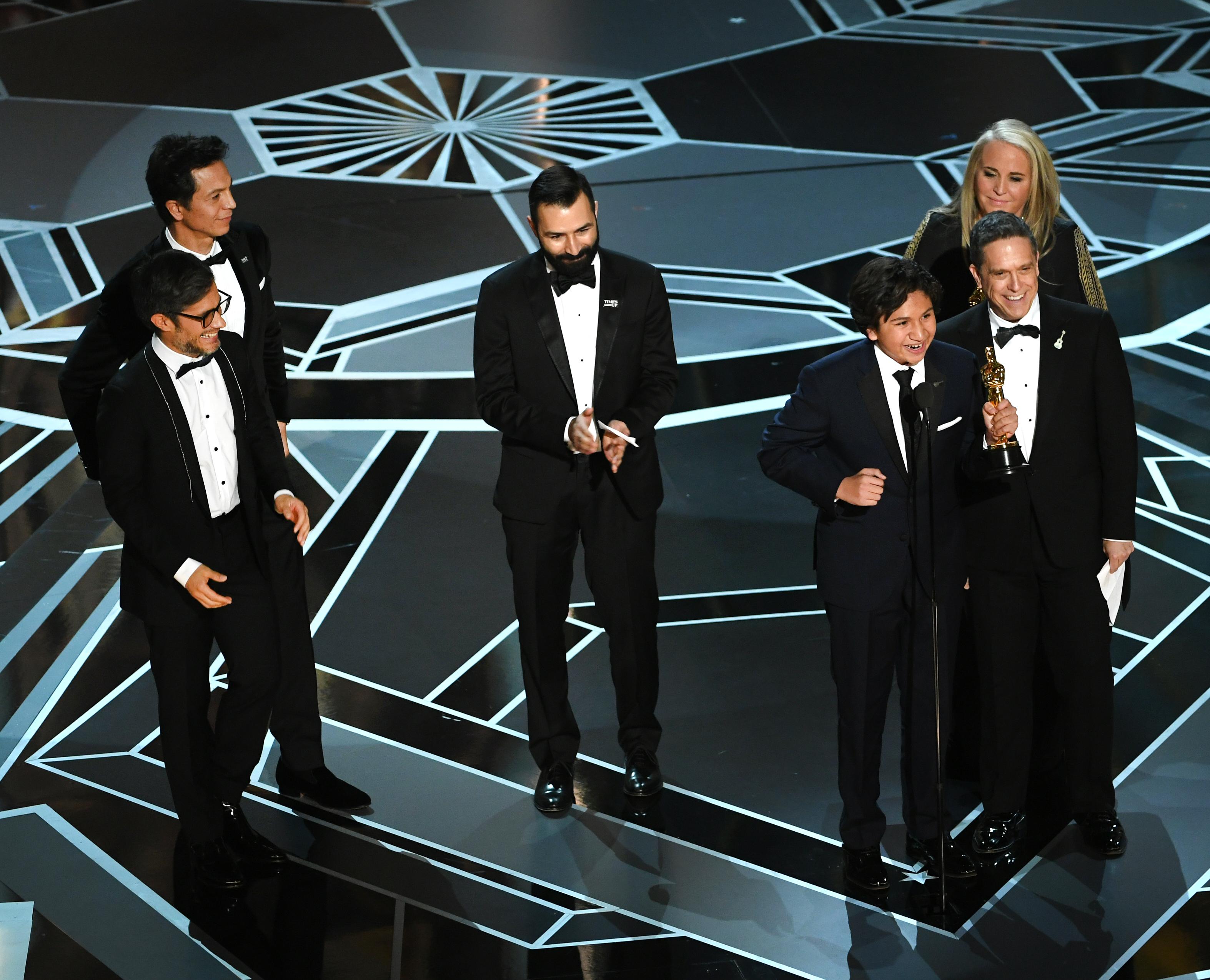 Coco, Oscar 2018