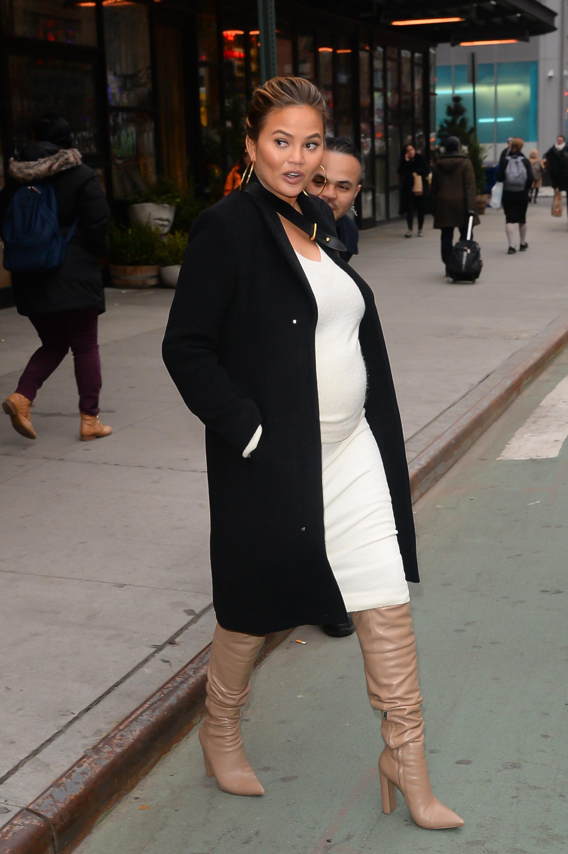 Chrissy Teigen , looks, estilo, style