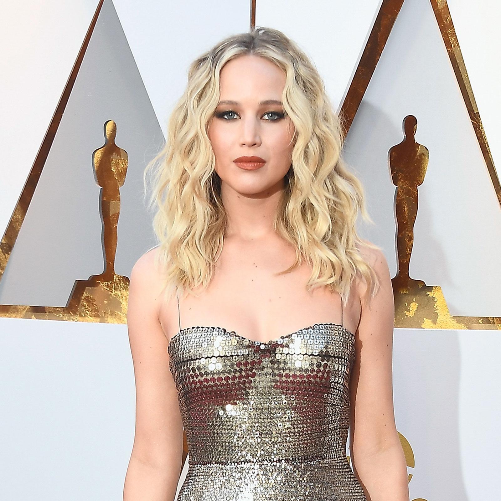 Jennifer Lawrence, oscar 2018, belleza
