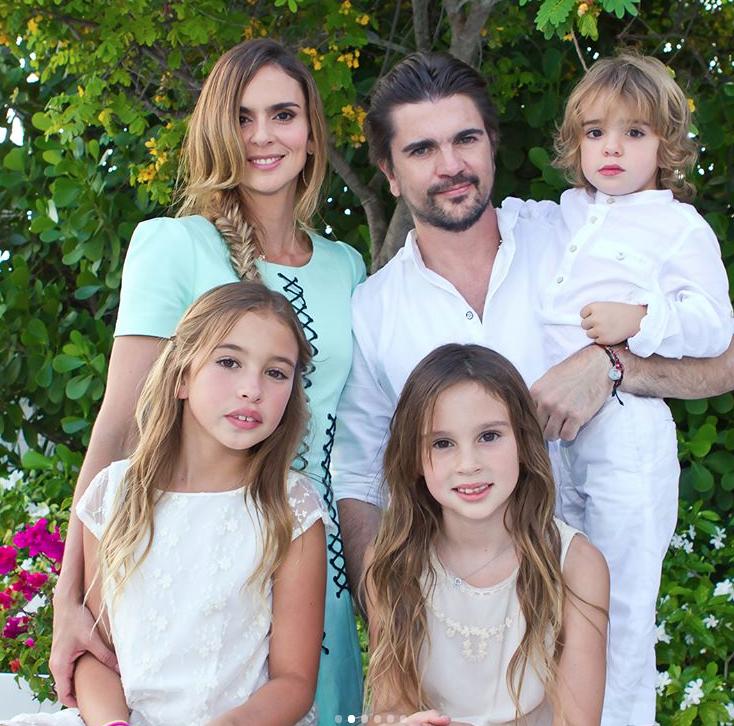 juanes y familia 6