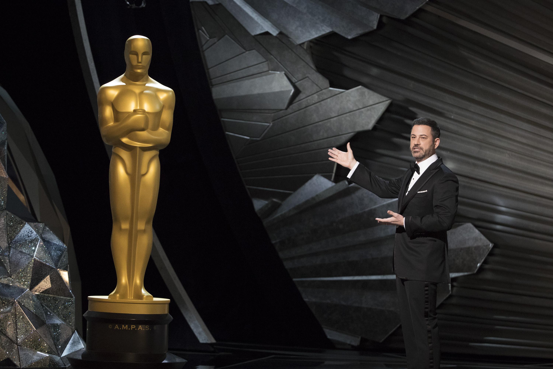 Jimmy Kimmel en los Oscar