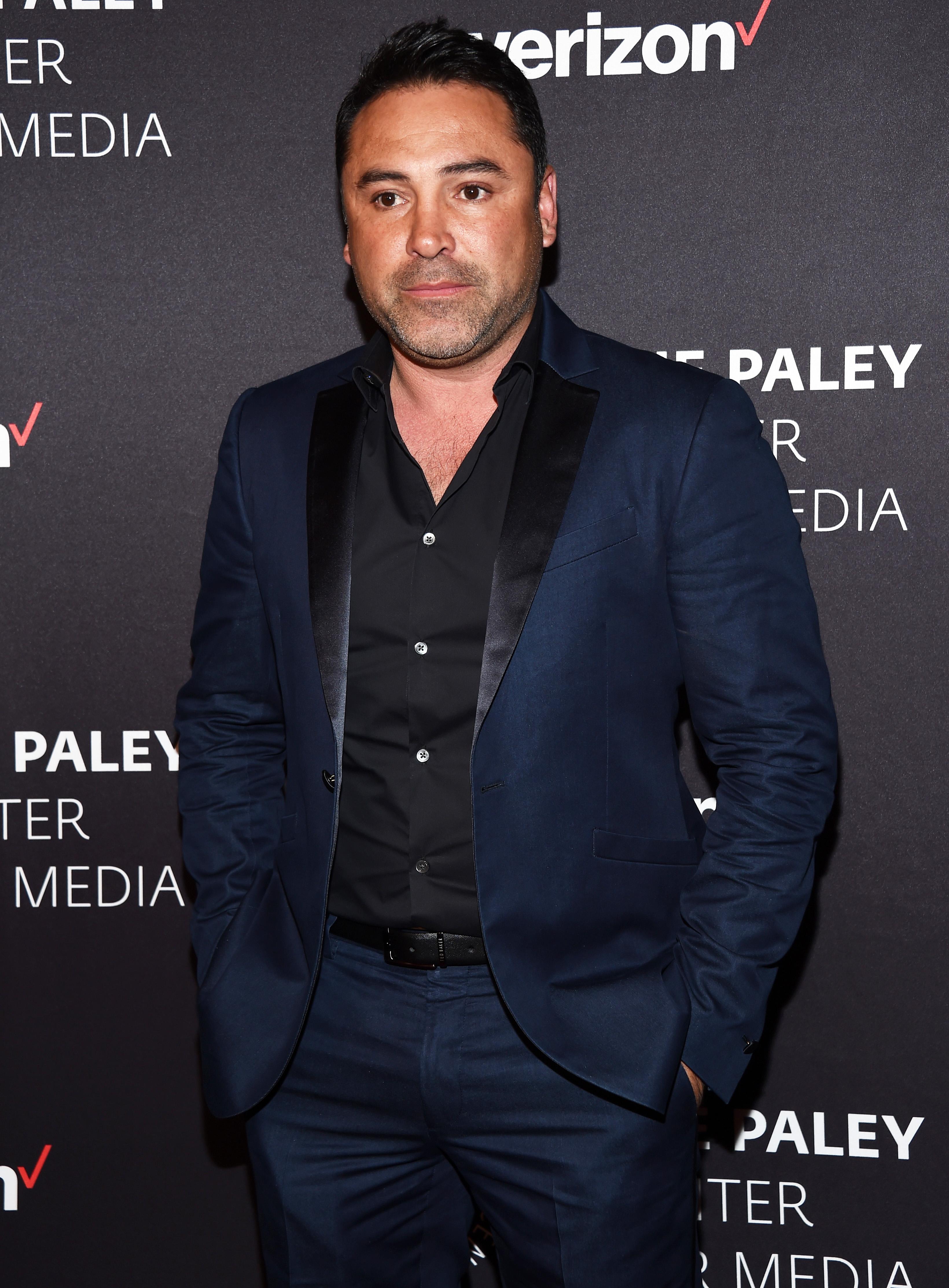 Oscar De La Hoya