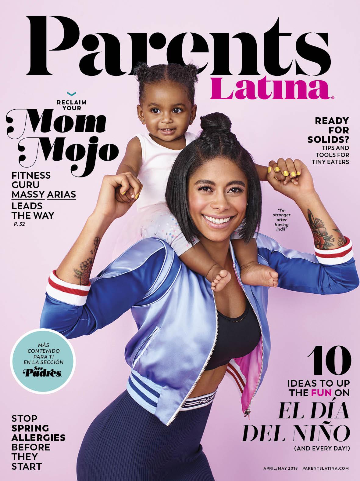 Massy Arias/Parents Latina