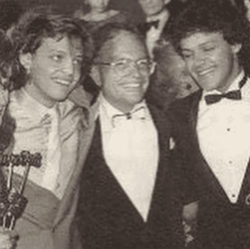 Raul Velasco y Pedro Fernandez