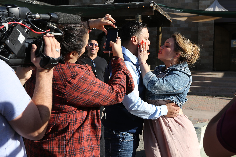 "Universo's ""The Riveras"" - Chiquis' Rivera Wedding Proposal"
