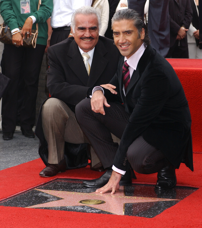 Vicente y Alejandro Fernandez