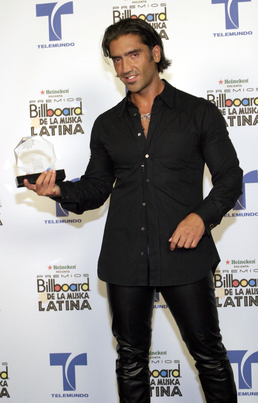 2004 Billboard Latin Music Awards - Press Room