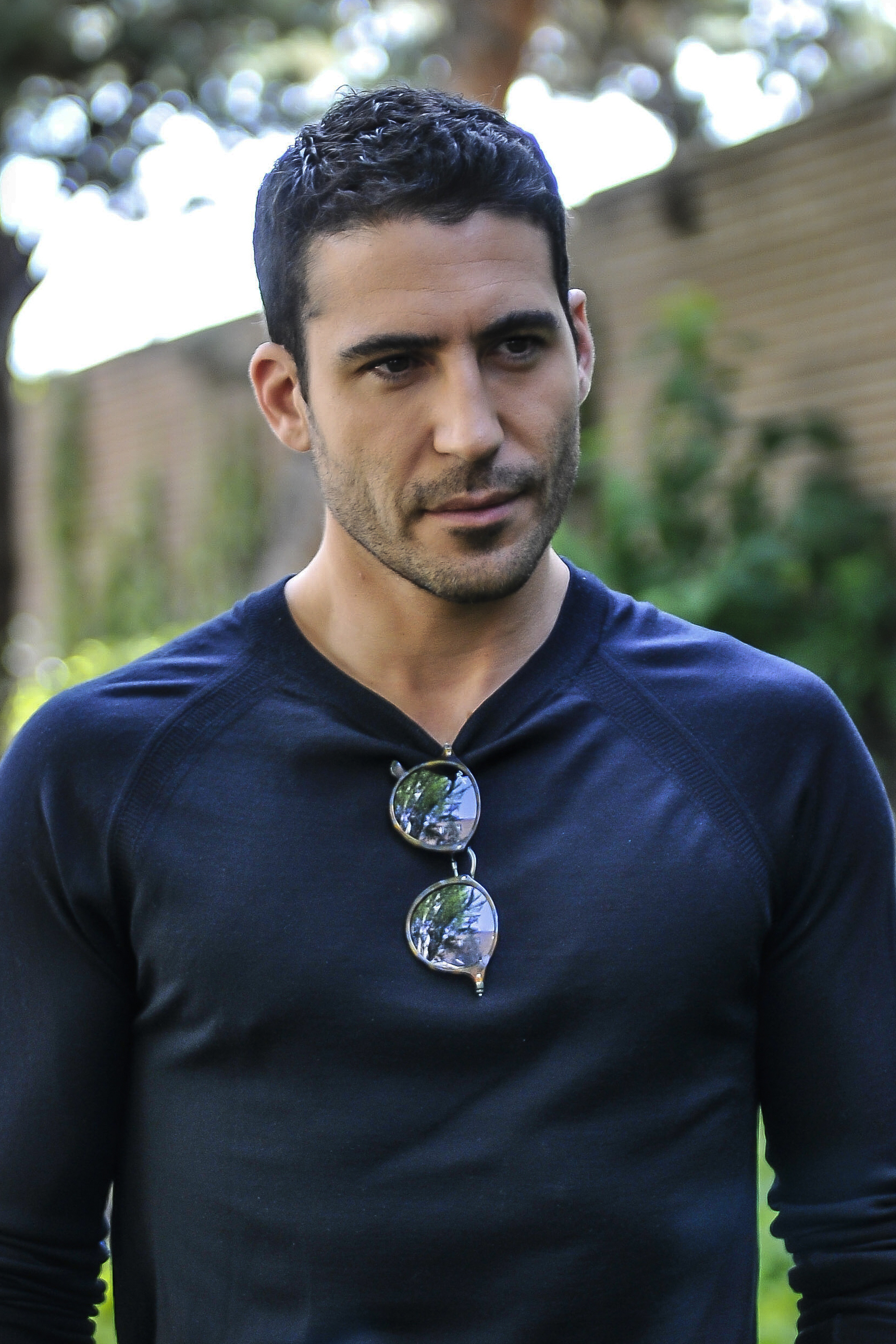 Miguel Angel Silvestre en velvet