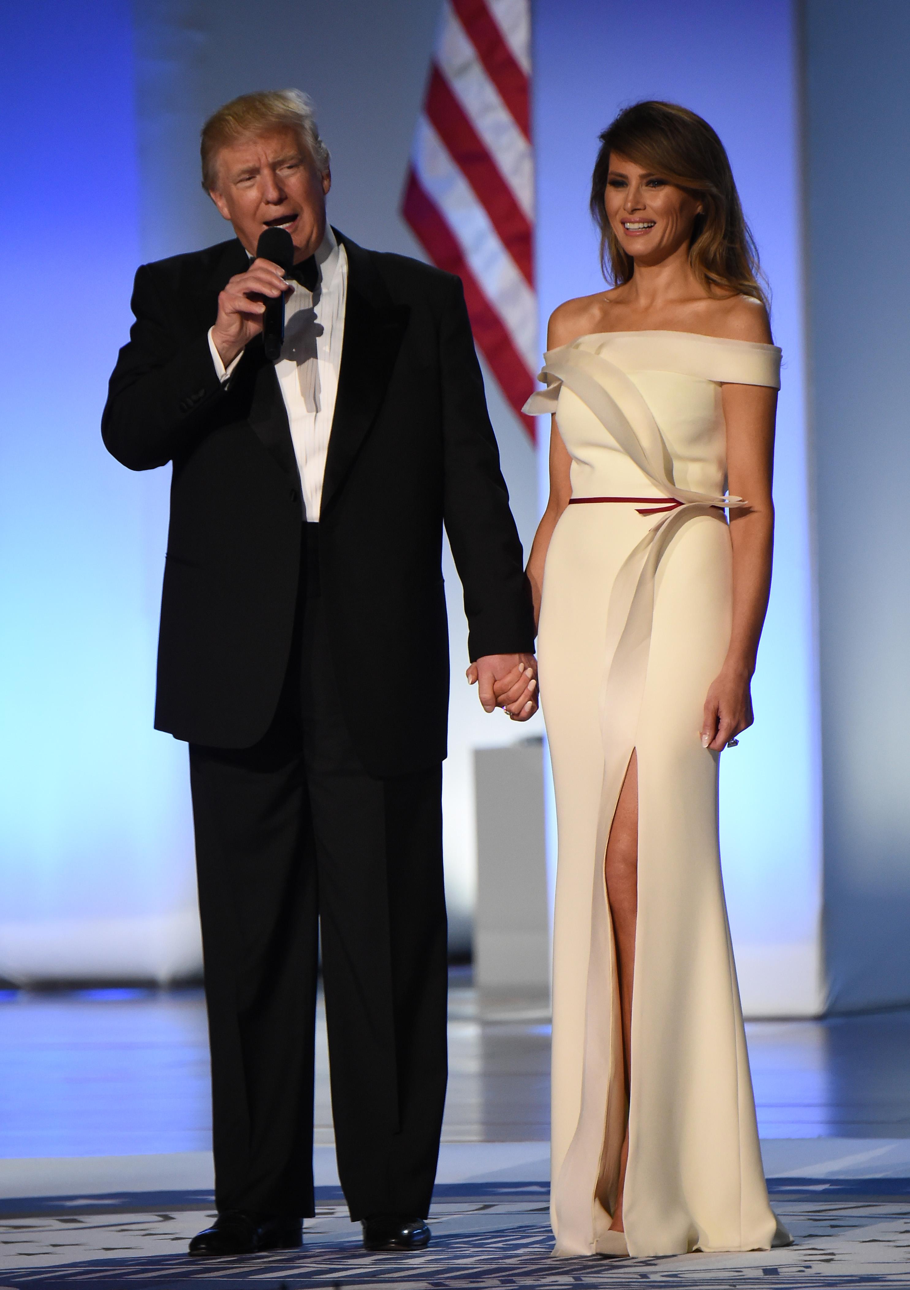 Melania Trump, estilo, looks,