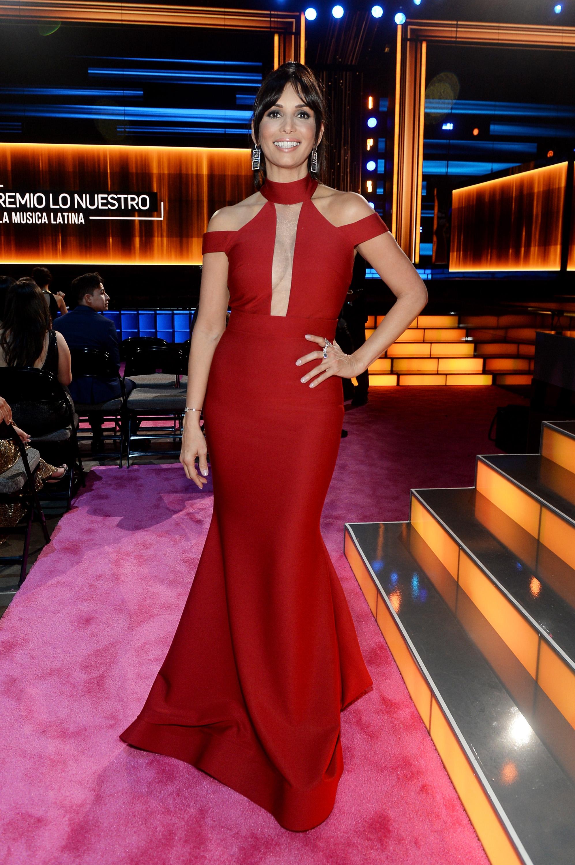 Giselle Blondet Premio Lo Nuestro