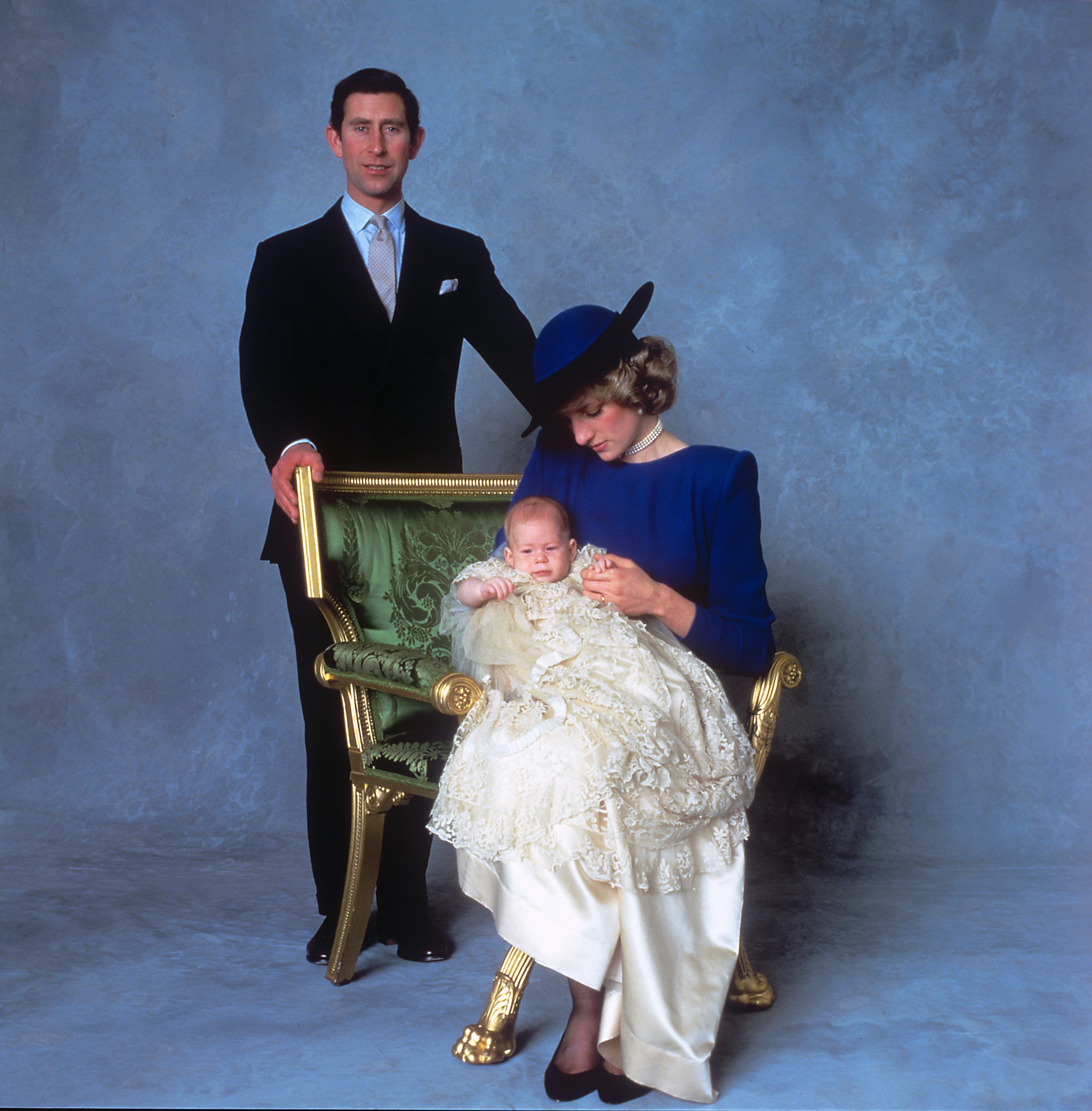 Príncipe Harry, Lady Diana
