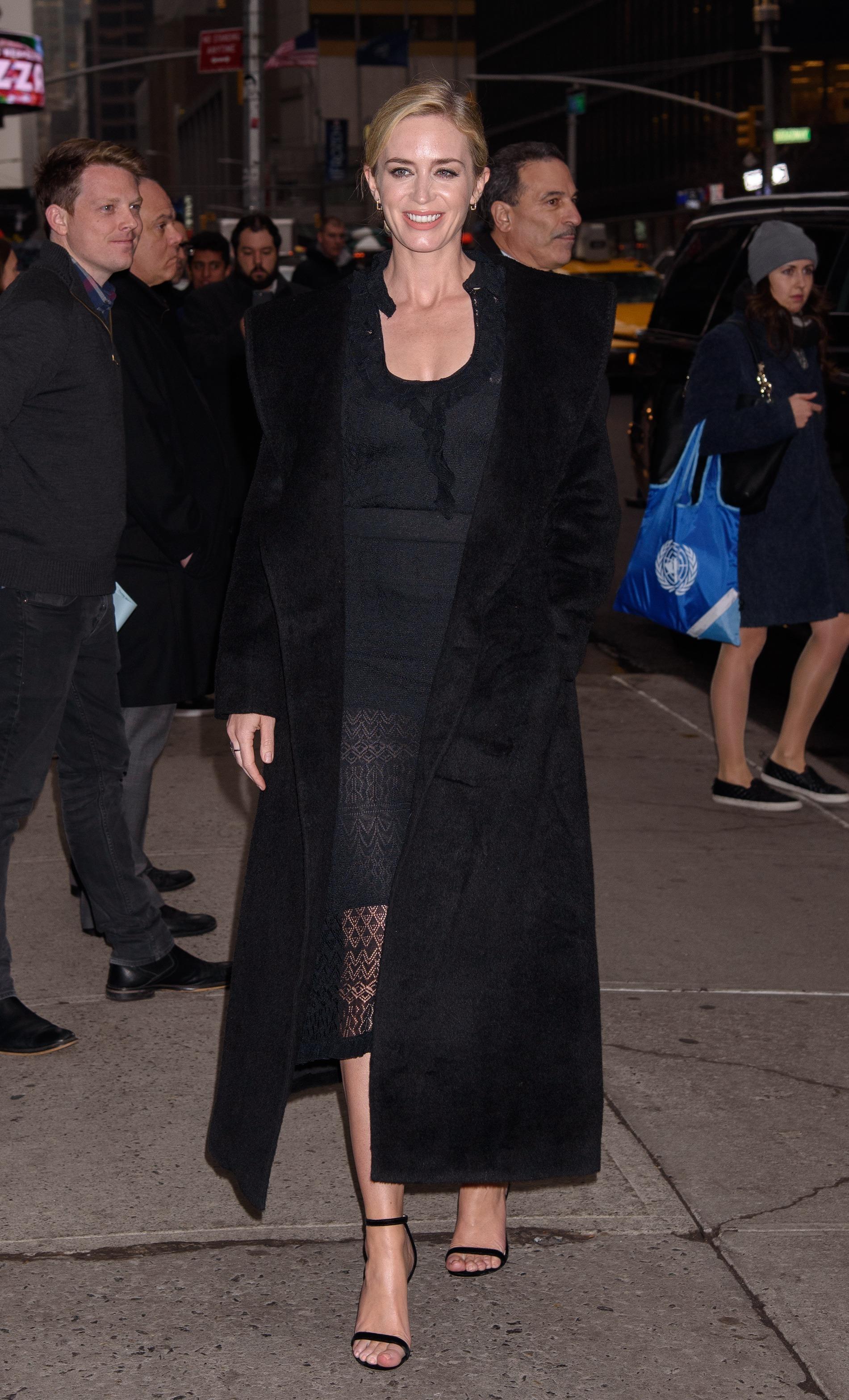Emily Blunt, looks, estilo, style