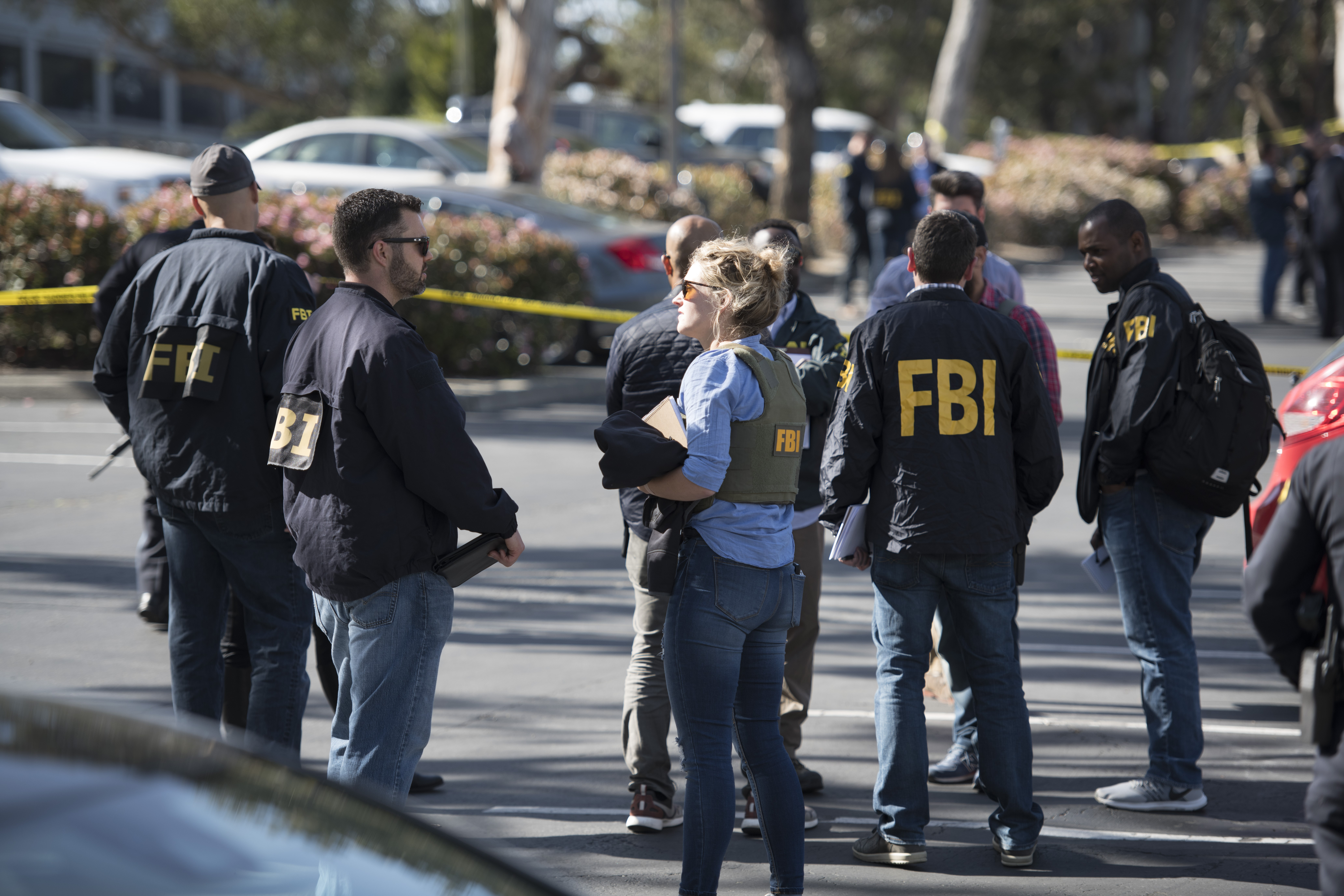 US: At least 4 people injured in YouTube HQ shooting