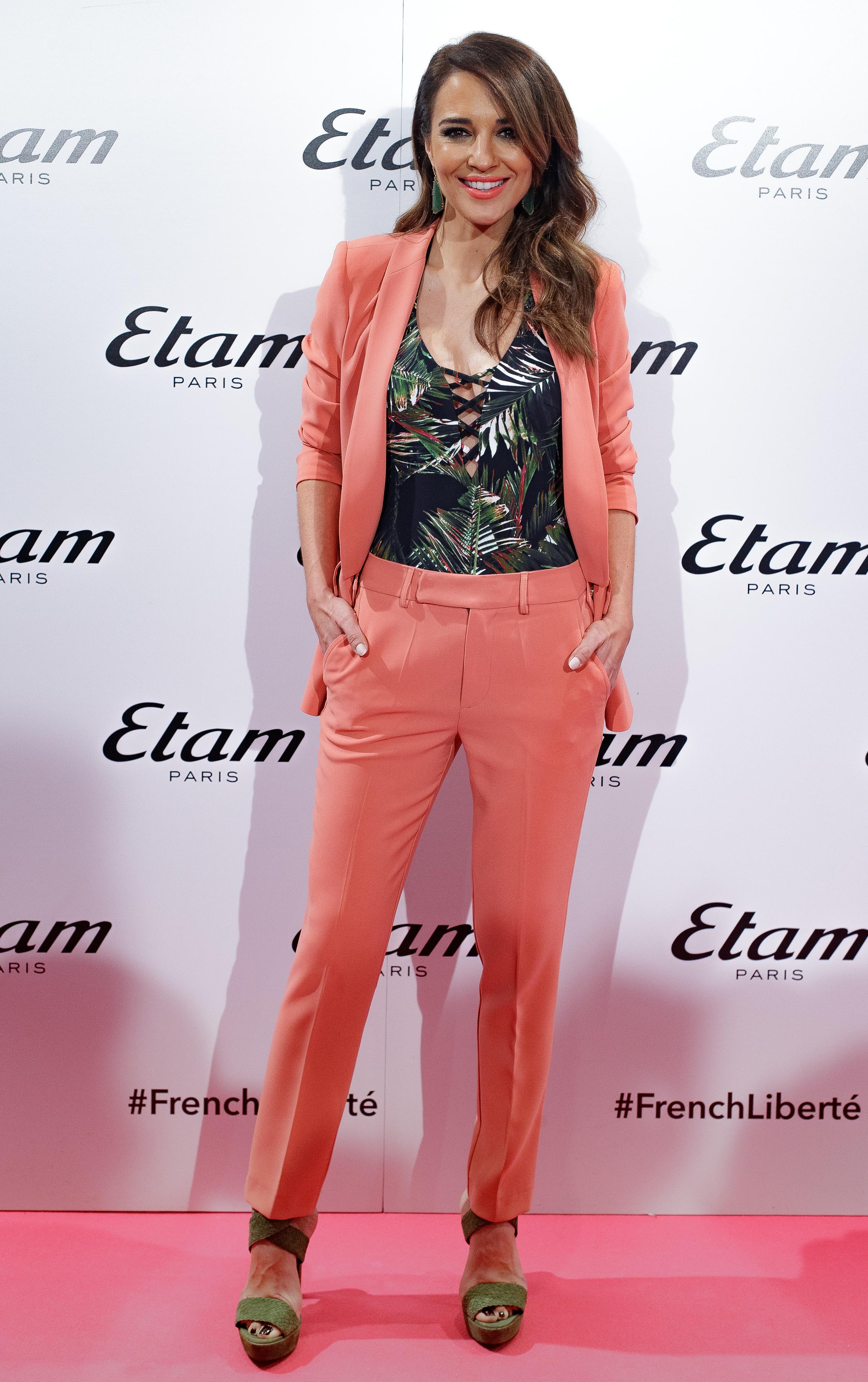 Paula Echevarría, looks, estilo, velvet