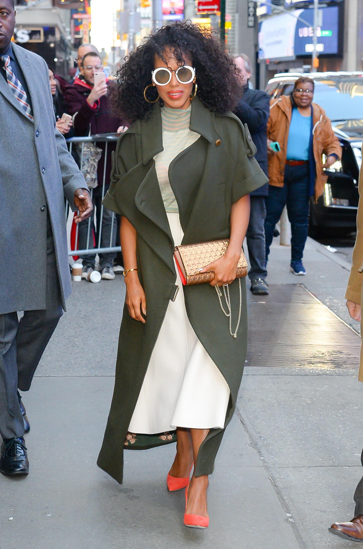 Kerry Washington, looks, estilo, style