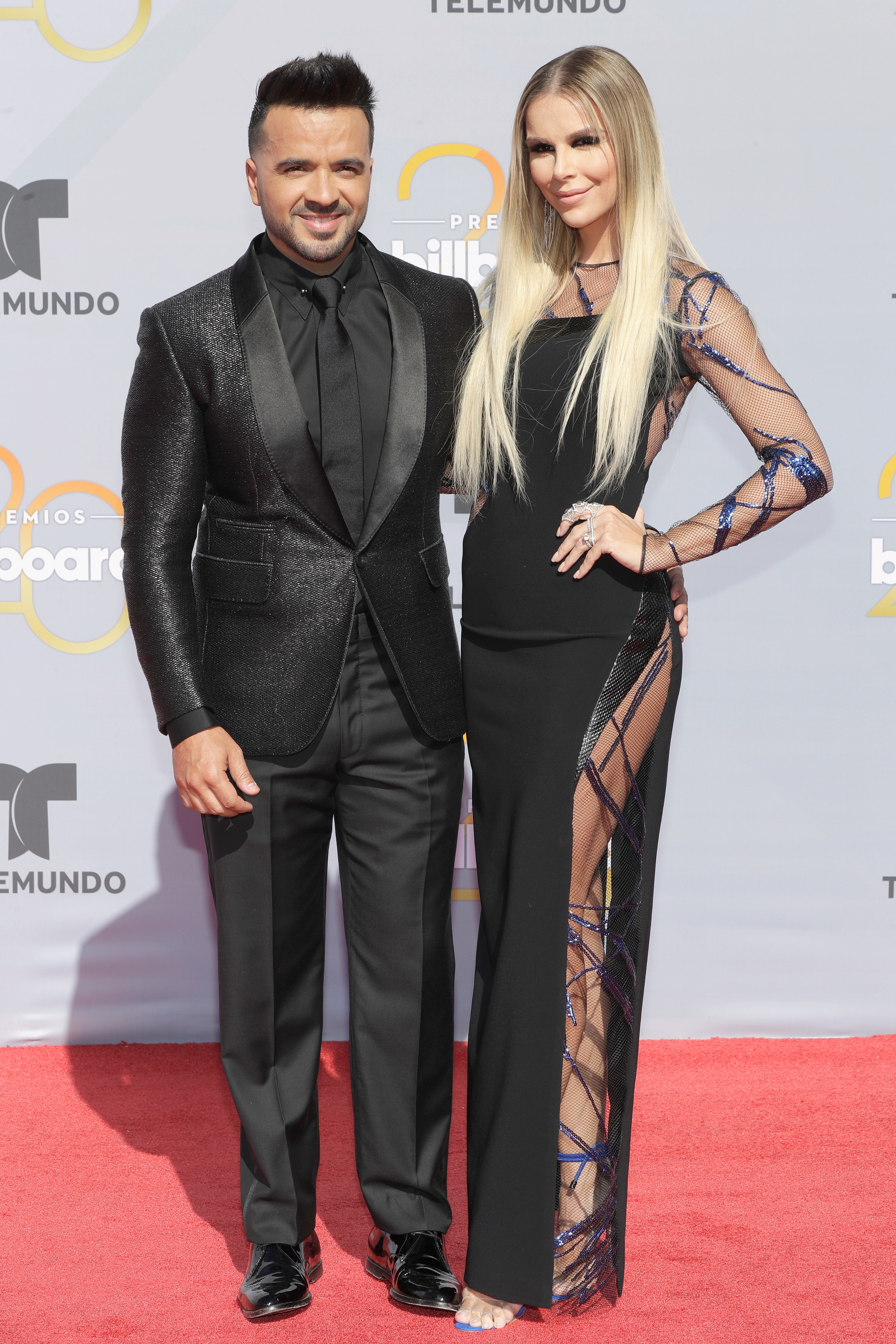 Latin Billboards 2018, premios, looks, vestidos