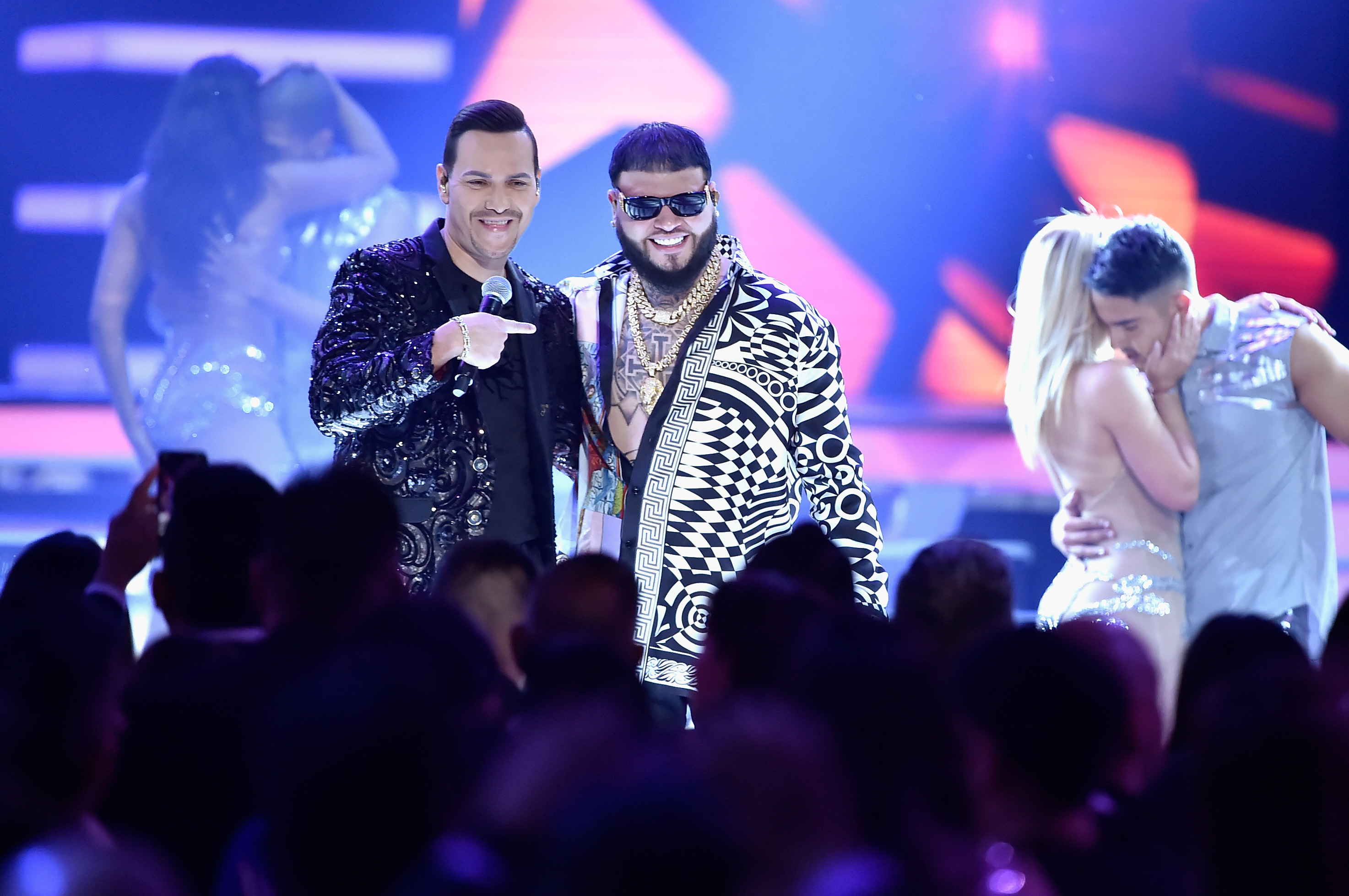 Farruko, Victor Manuelle, Latin Billboards 2018