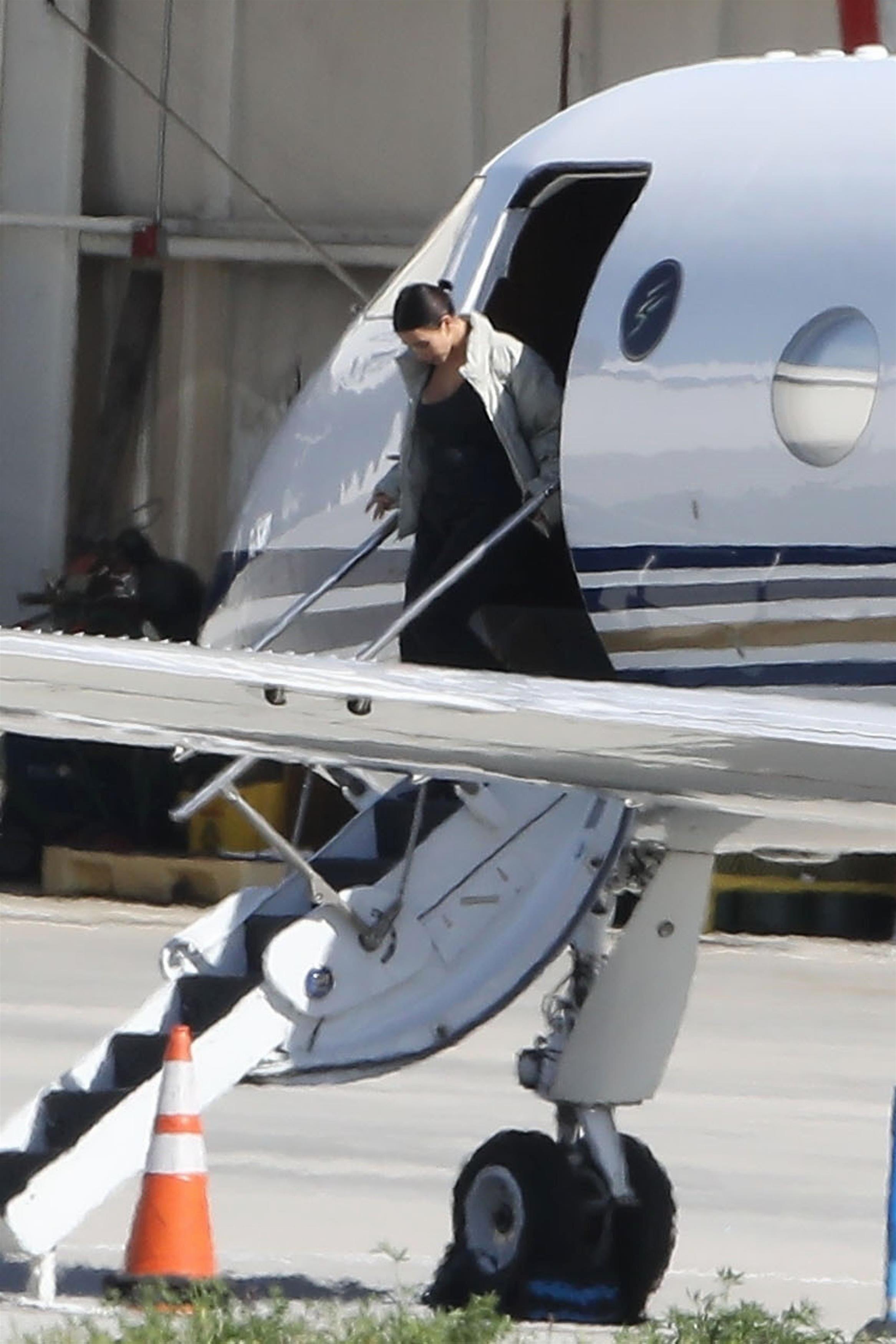 Kim Kardashian West en Cleveland