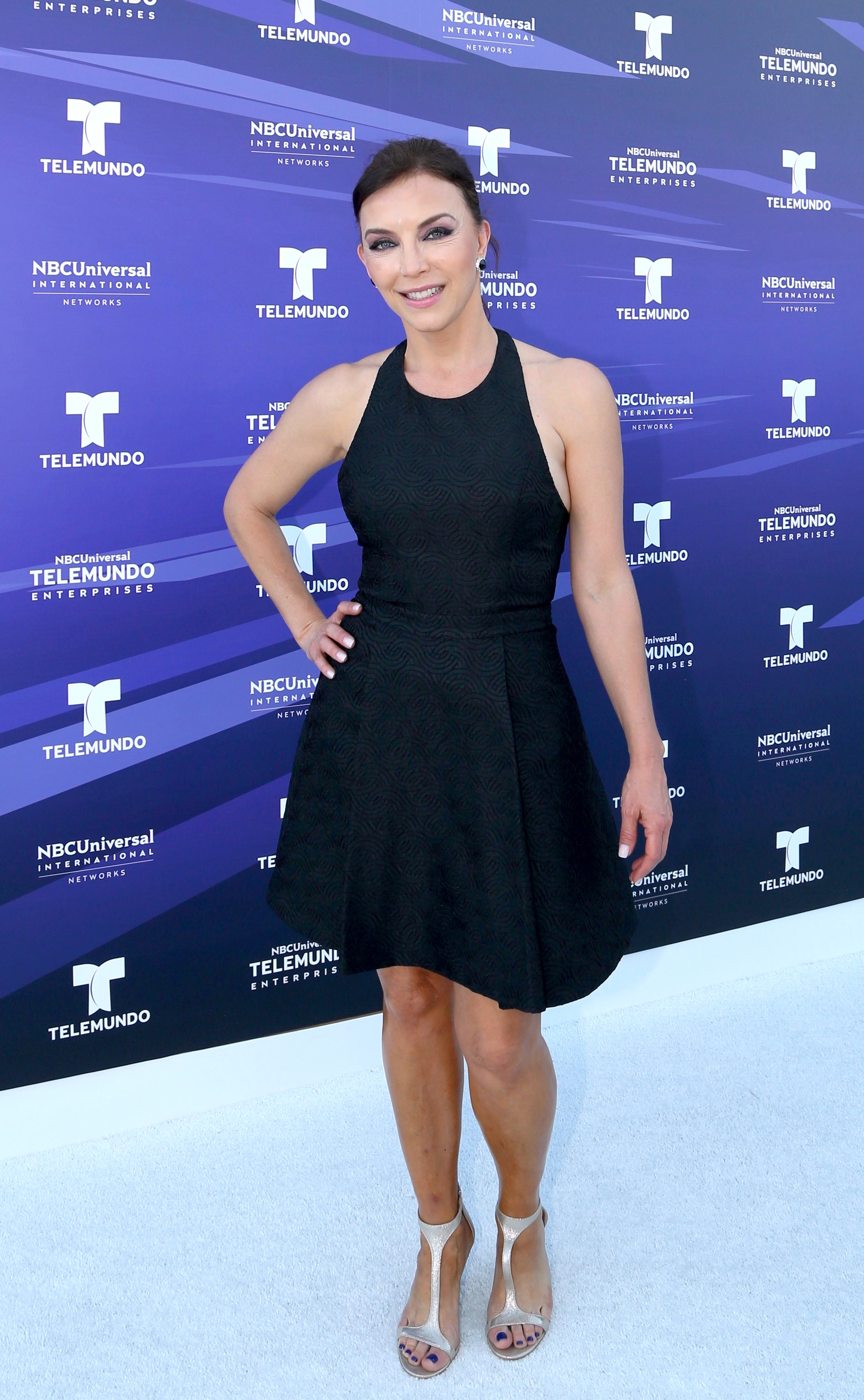 Laura Flores, looks, estilo