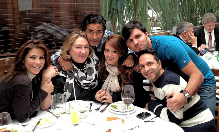 "Andrea Legarreta, Alessandra Rosaldo, Raúl ""El negro"" Araiza, Paul Stanley, Reynaldo Rossano, Carmen Armendariz, famosos en twitter"