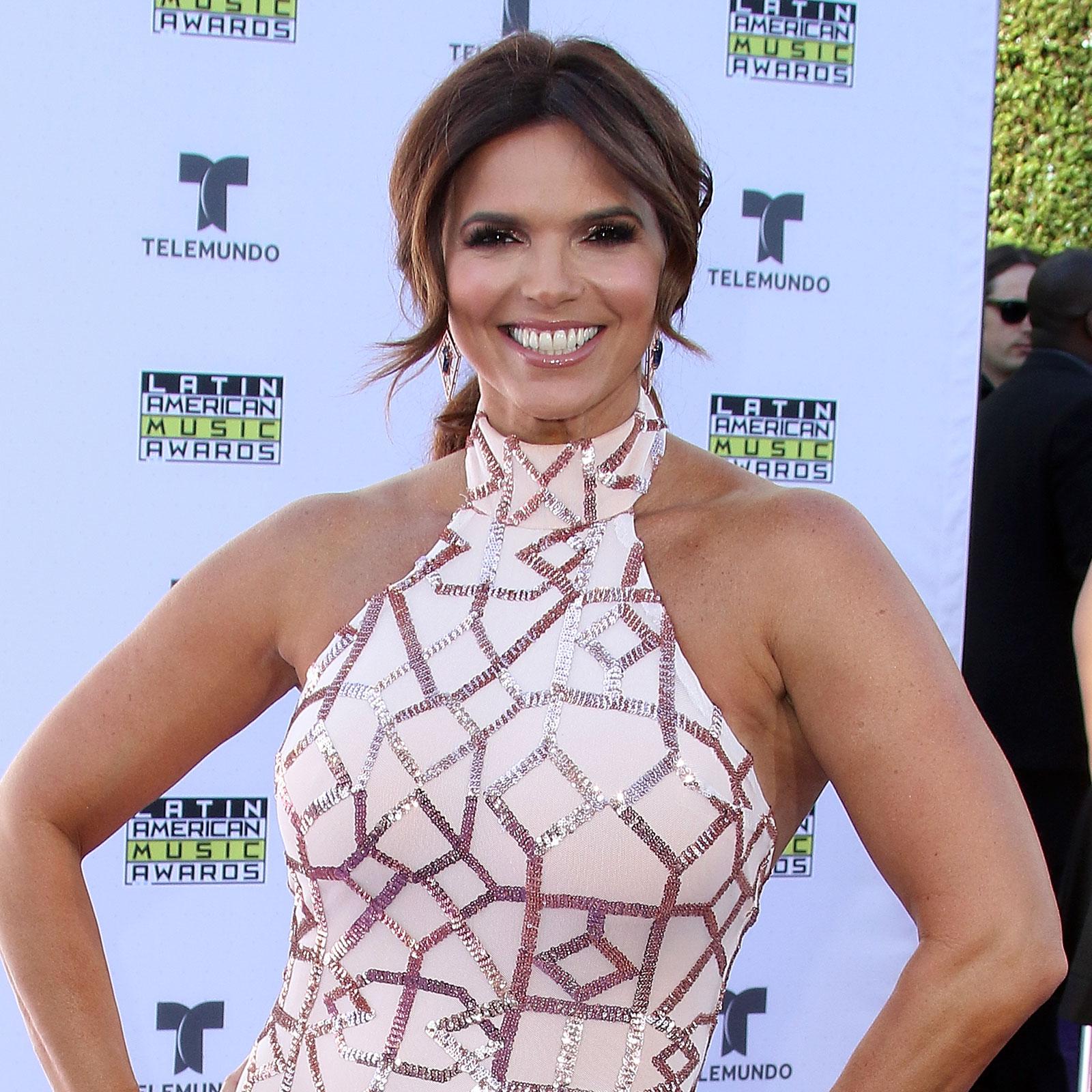 Rashel Diaz, look, maquillaje, latin american music awards,