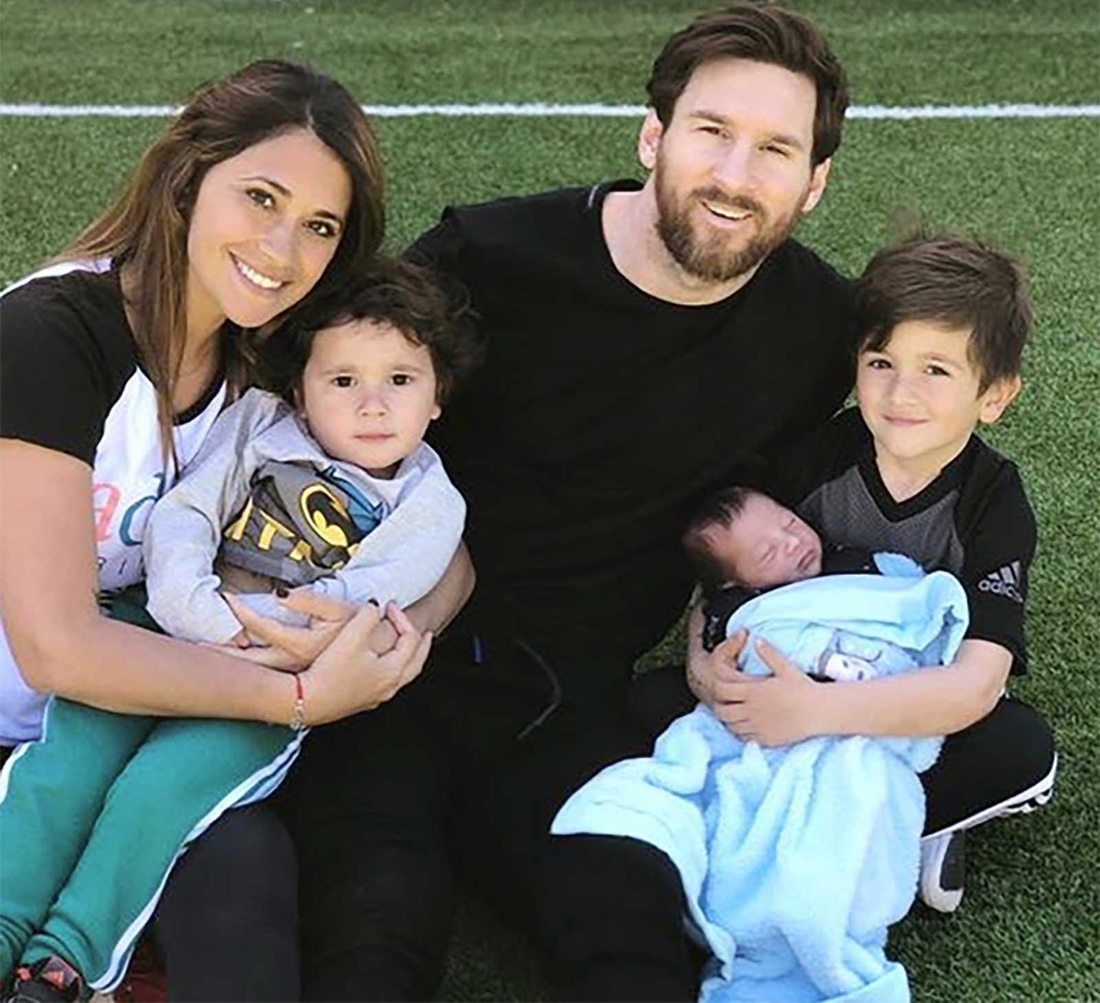 Lionel Messi, Ciro