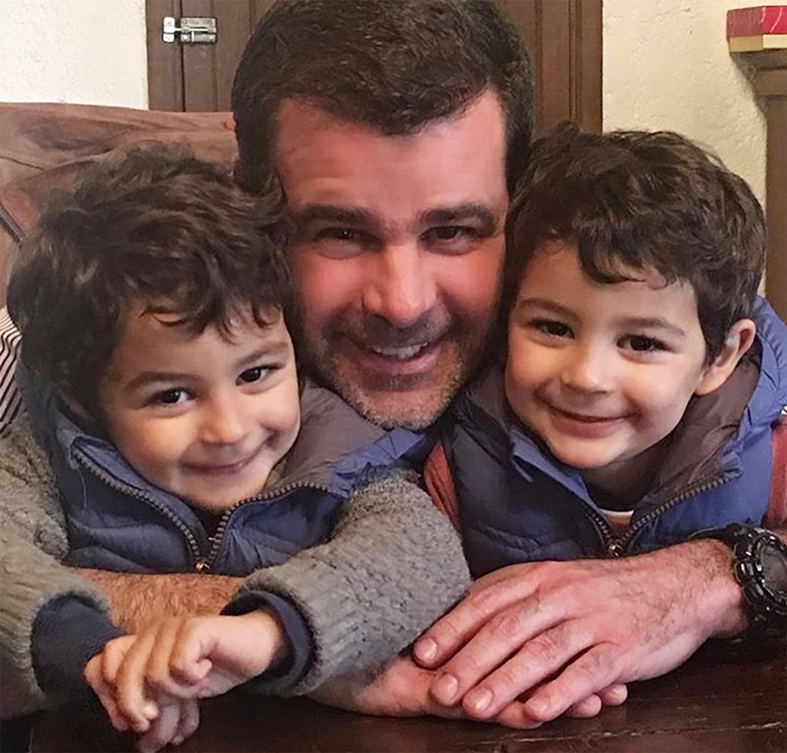 Eduardo Capetillo, hijos