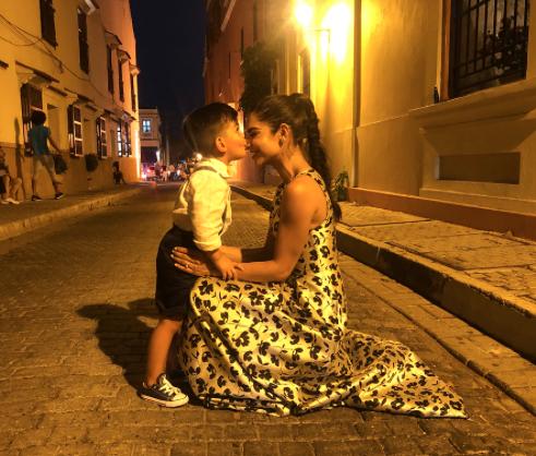 Alejandra Espinoza, Cartagena