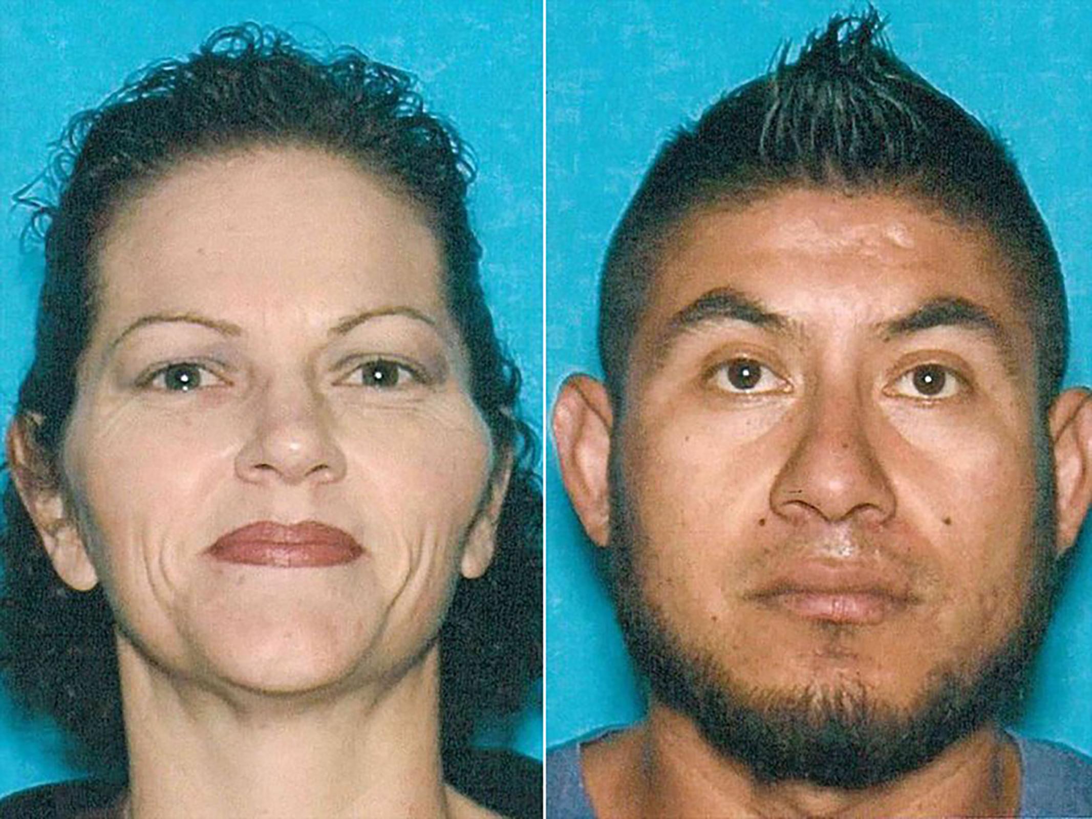 Stacie Nicole Mendoza y Jose Mendoza