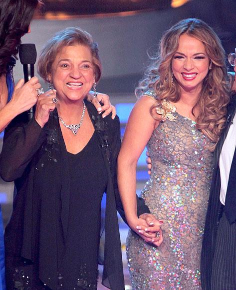 Adamari López y su mamá Vidalina Torres