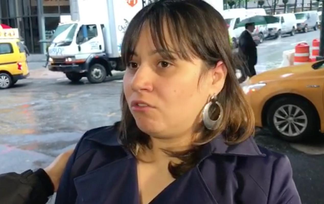 Emily Serrano - abogado racista