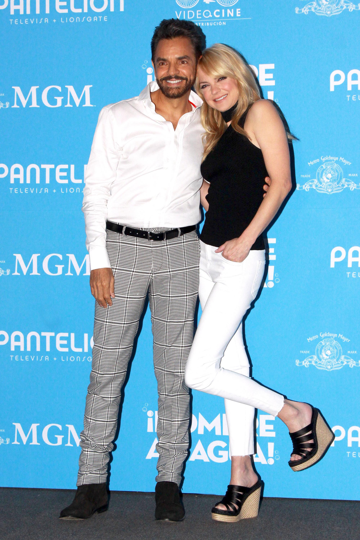 Eugenio Derbez y Anna Faris
