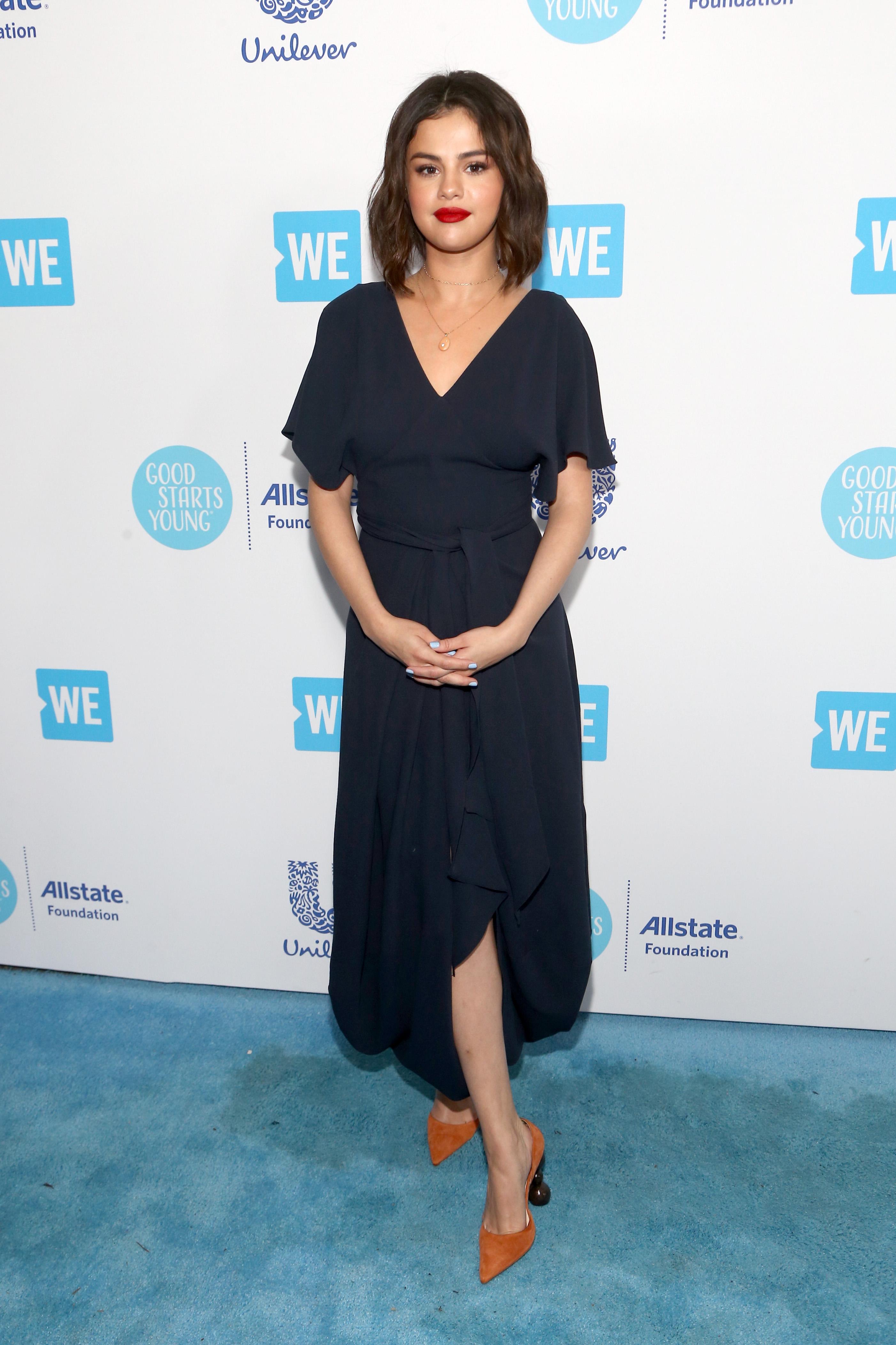Selena Gomez, looks, estilo