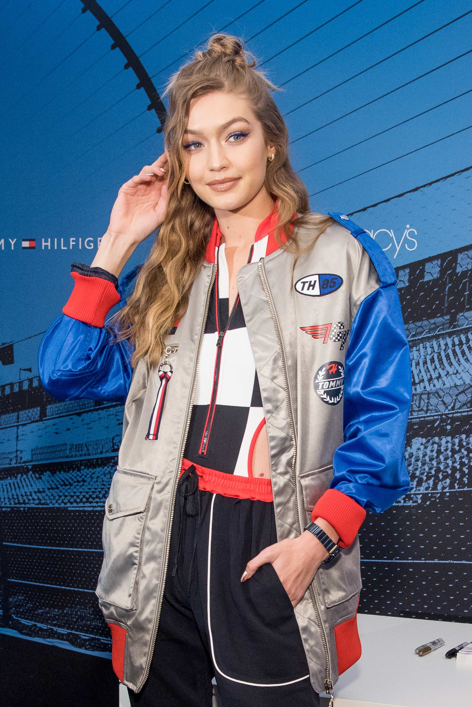 Gigi Hadid, modelo, vogue, polemica