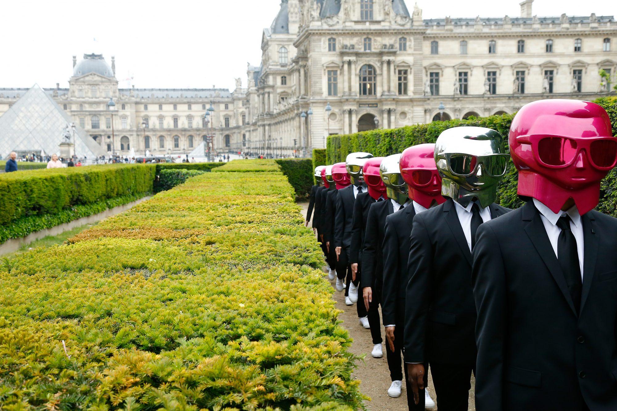 Karl Lagerfeld, coleccion, maquillaje, paris, modelco