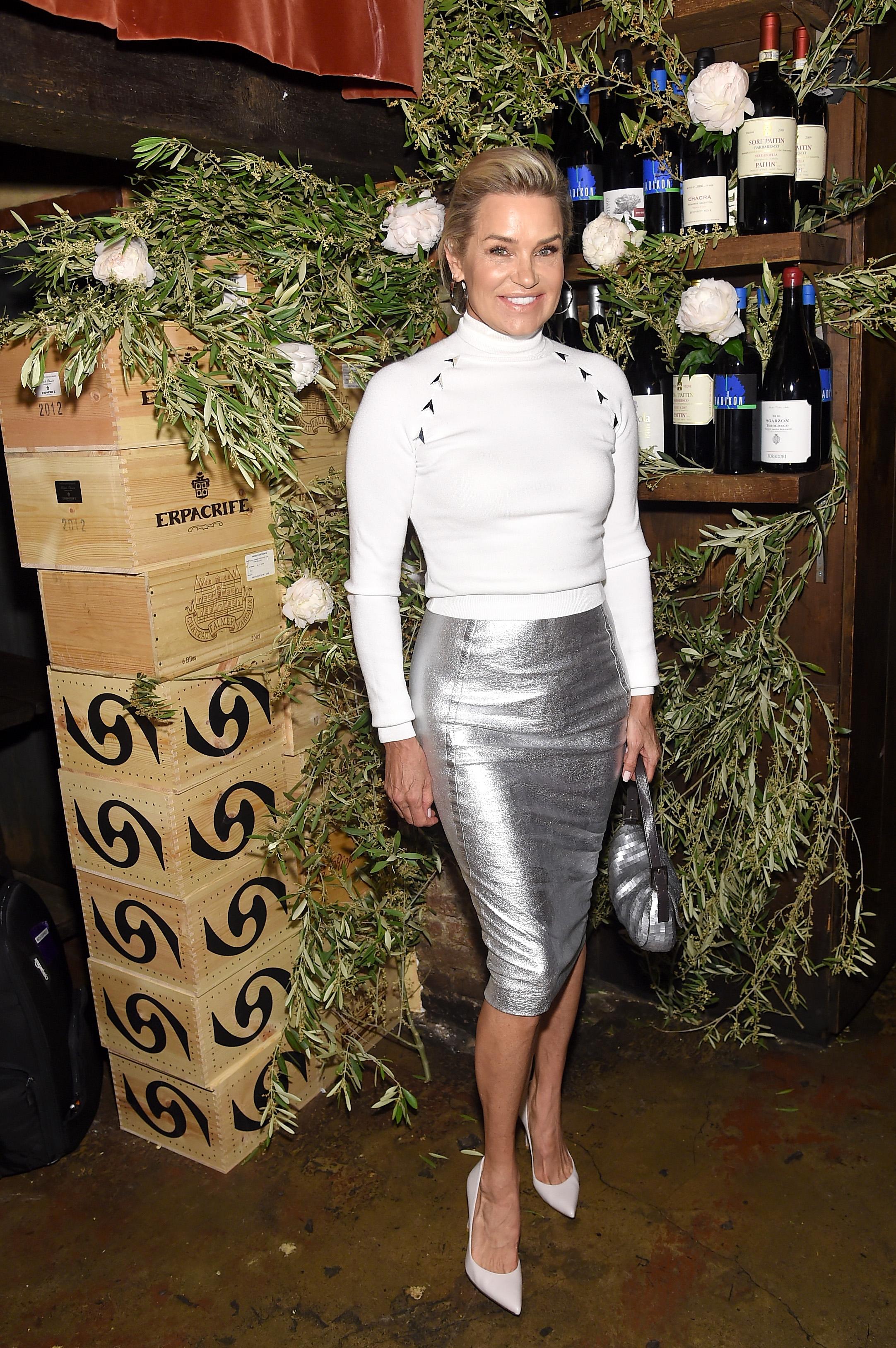 Yolanda Hadid, look, estilo, style