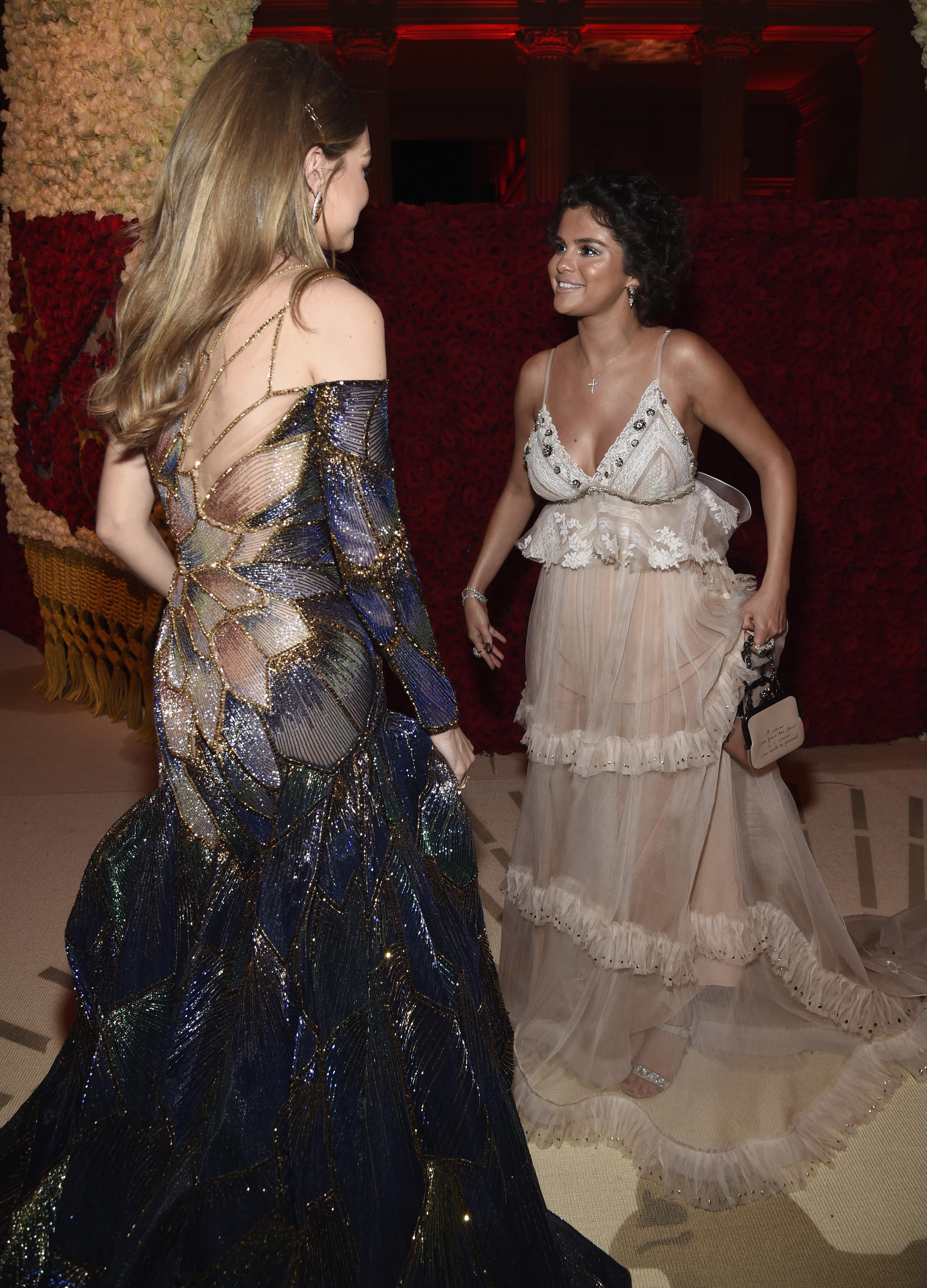 Selena Gómez Gigi Hadid
