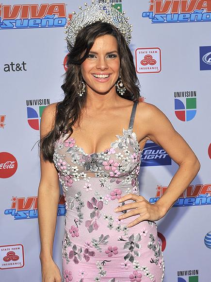 Greydis Gil, Nuestra belleza latina