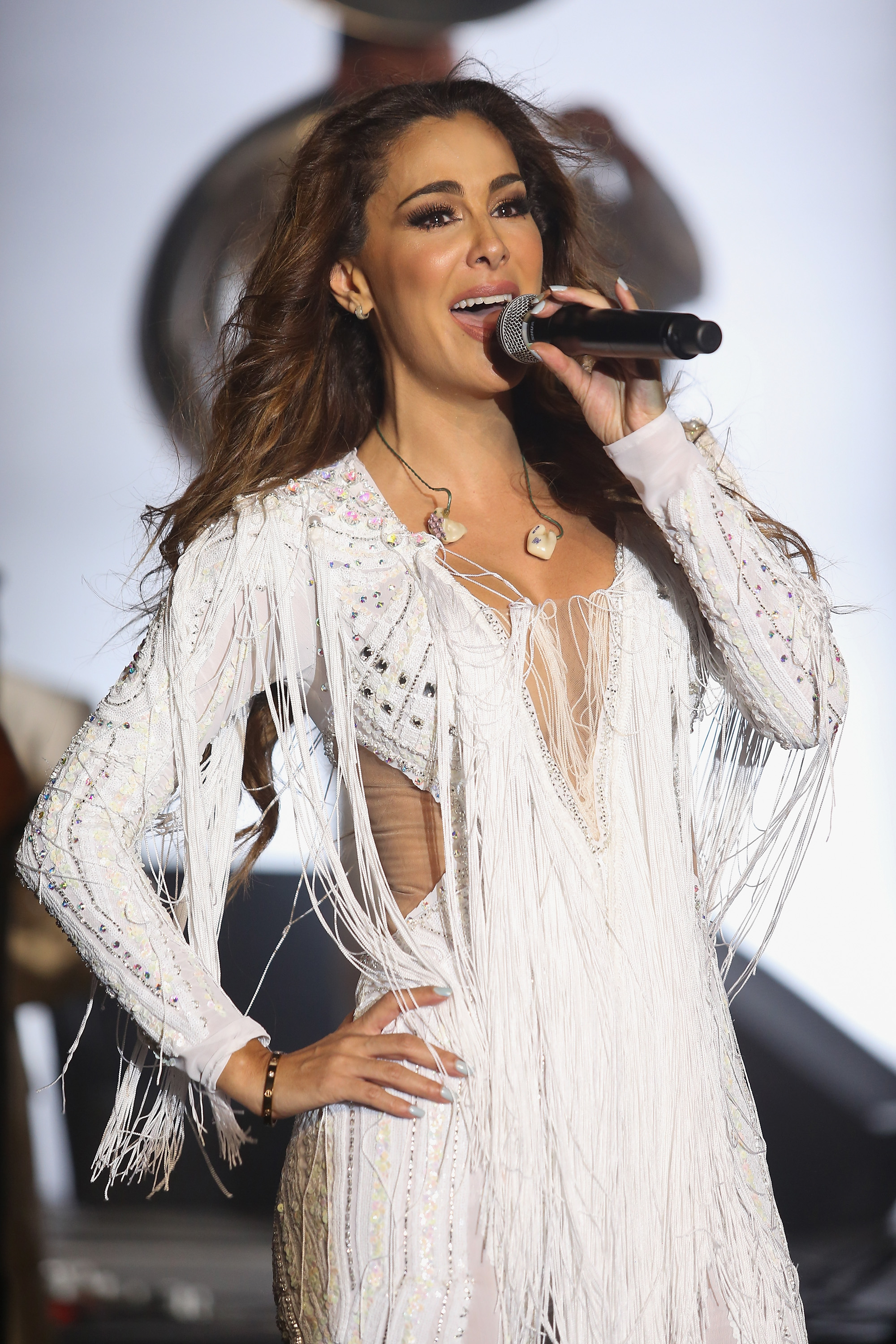 """Ninel Conde Launches Her New Single """"Te Pesara"""" - Press Conference And Showcase"""
