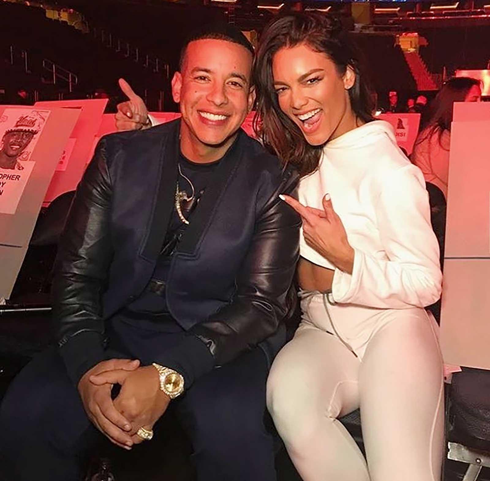 Daddy Yankee y Zuleyka Rivera