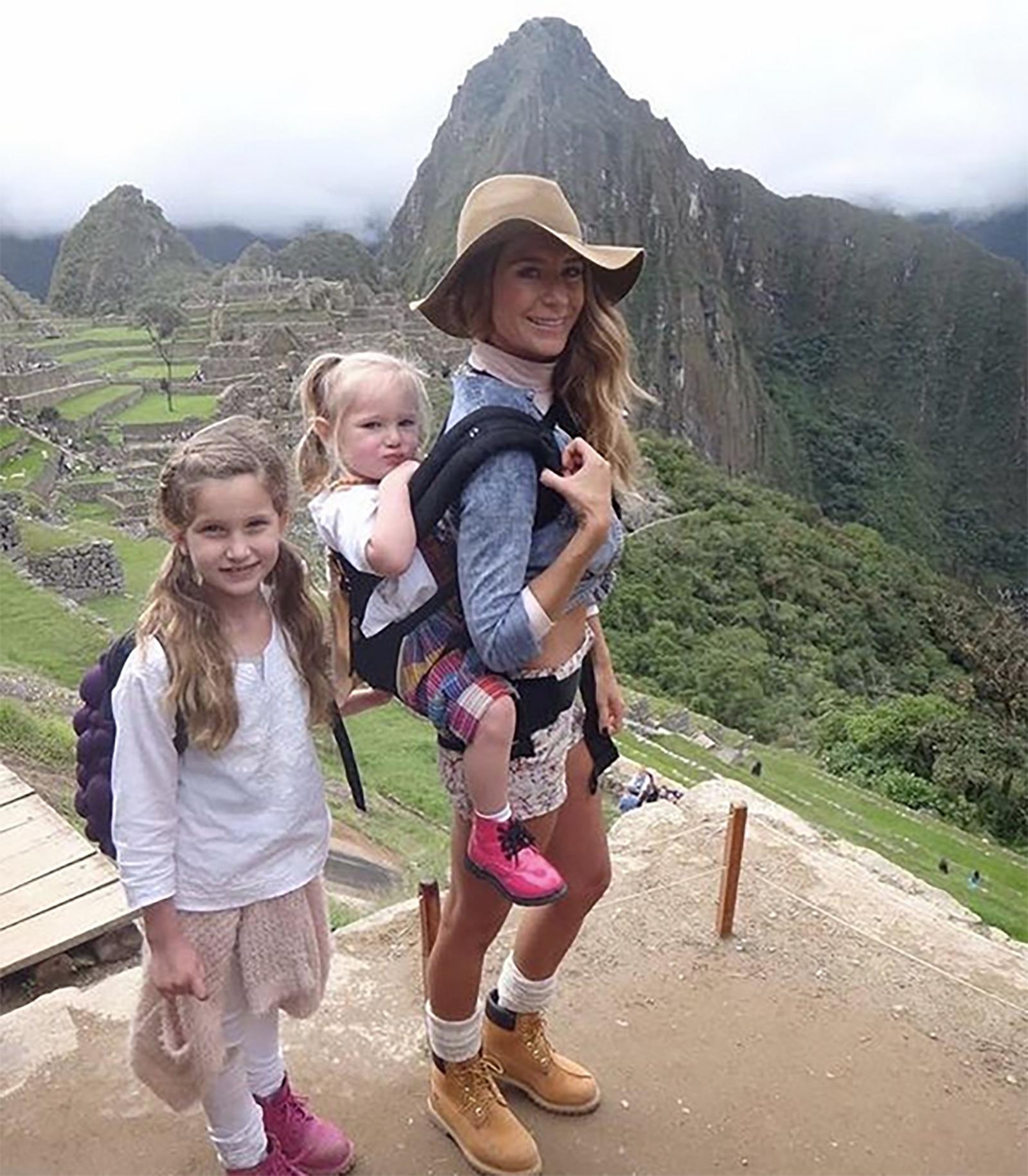 Elisa Marie Soto, Alexa Miranda Soto, Geraldine Bazán
