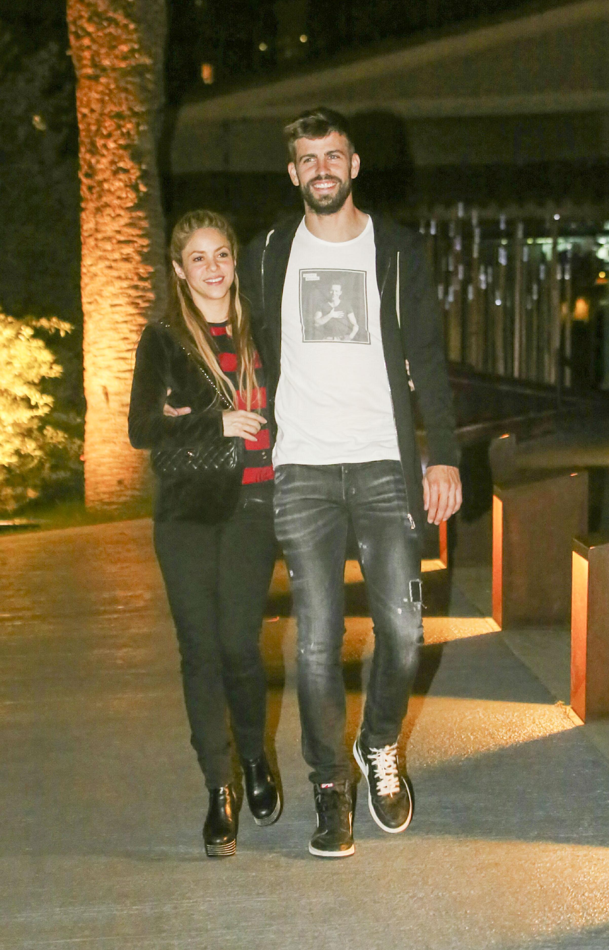 Shakira Gerard Piqué