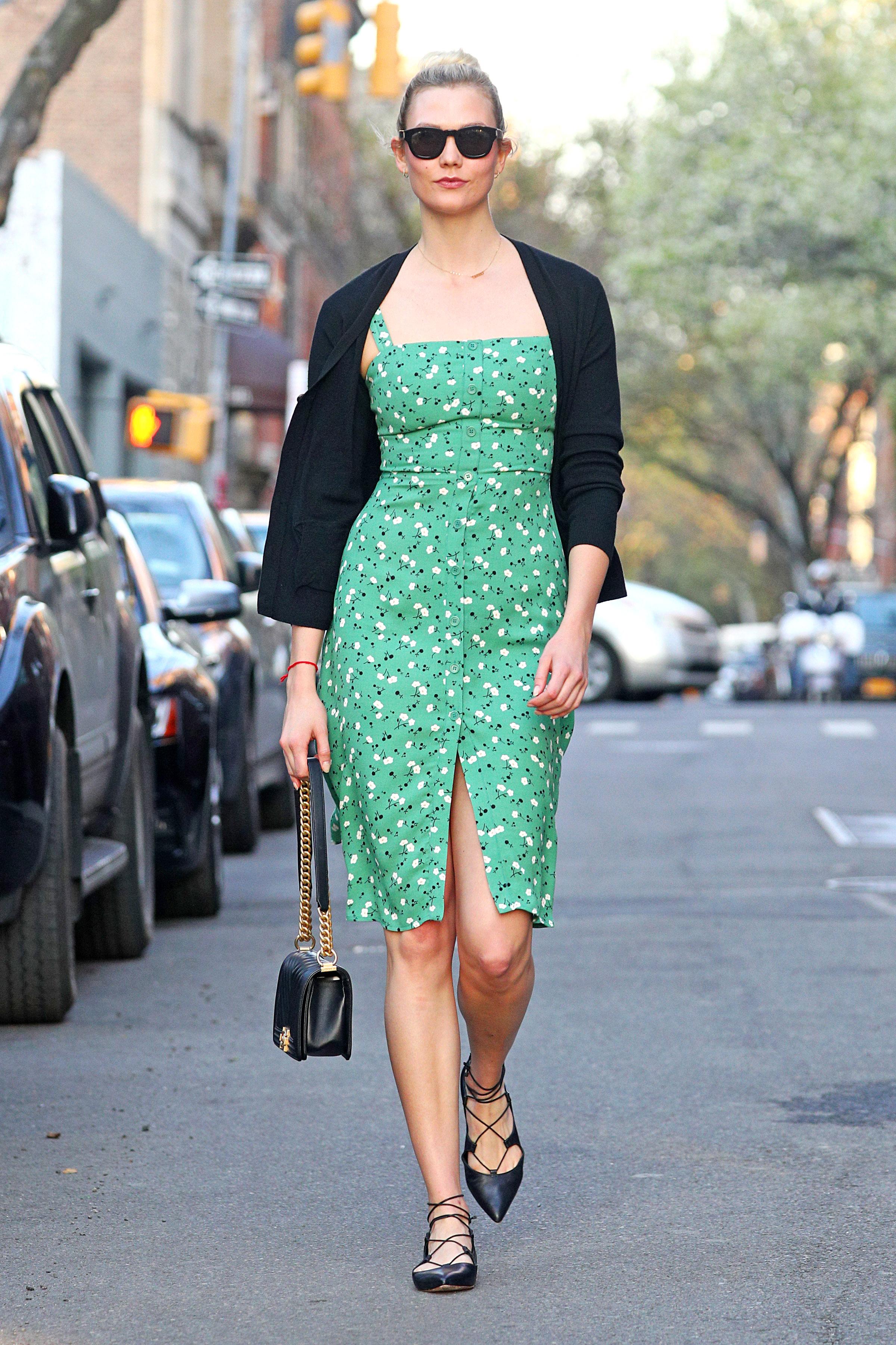 Karlie Kloss, look, estilo, style