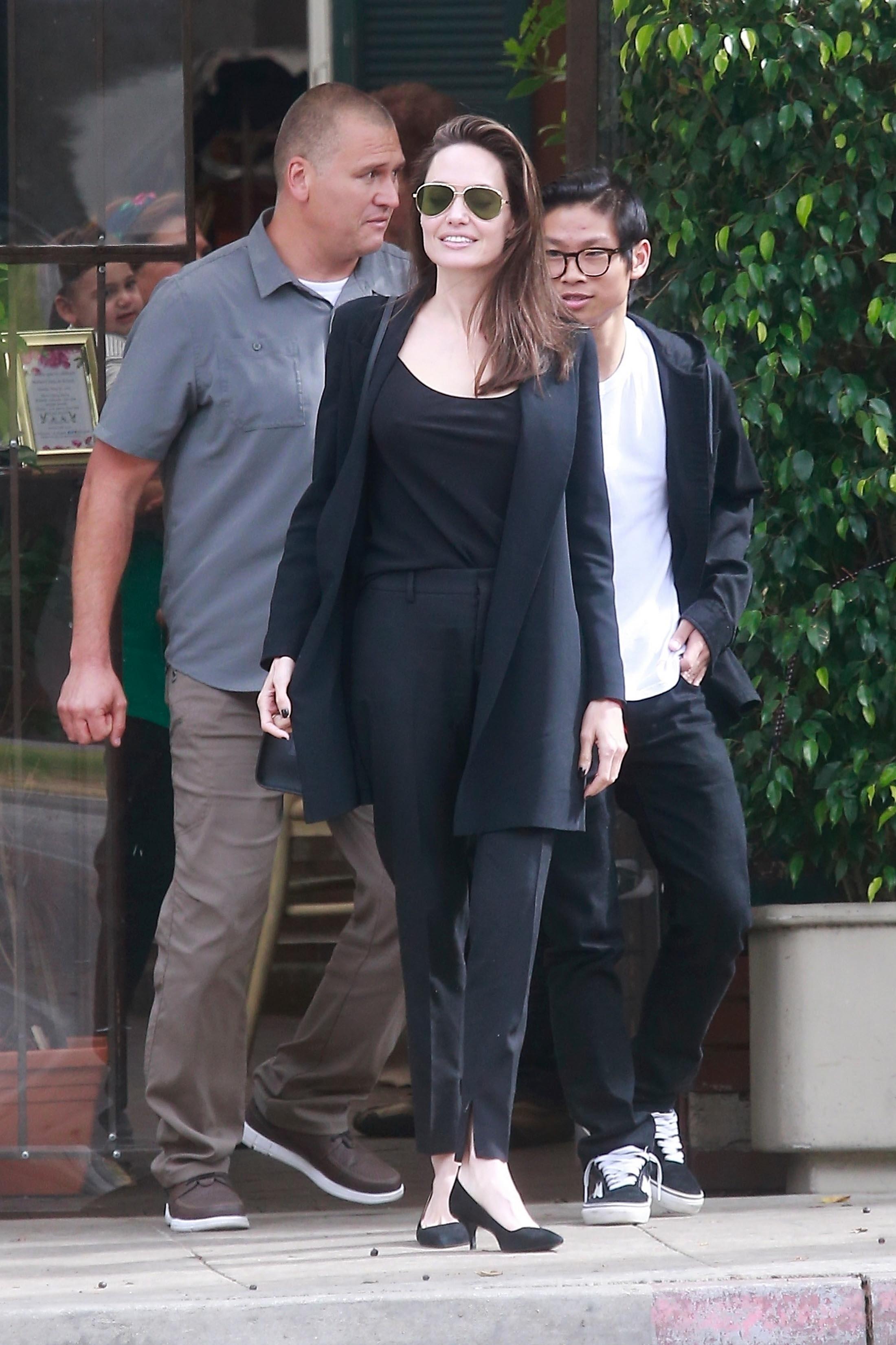 Pax, Angelina Jolie