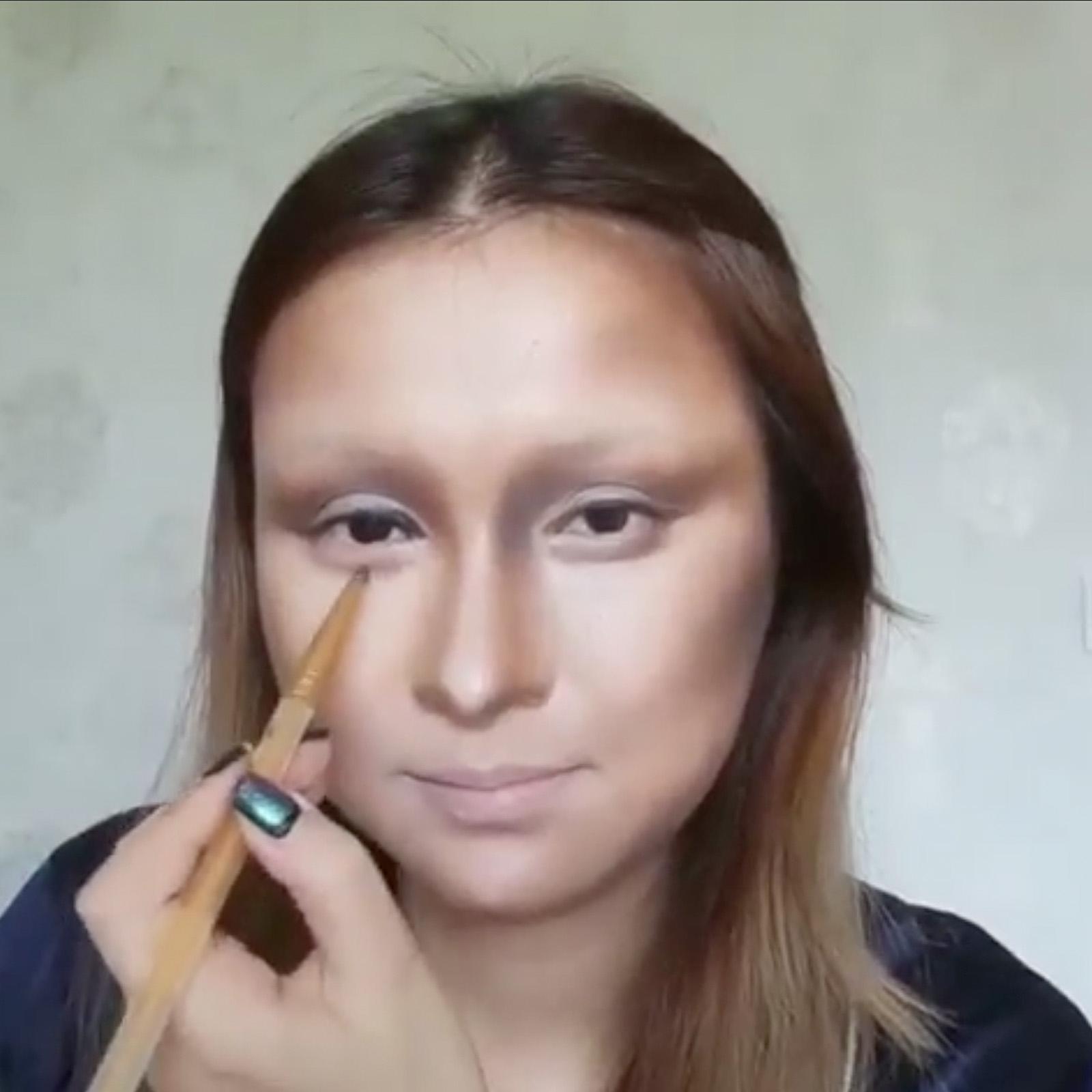 tutorial, maquillaje, viral
