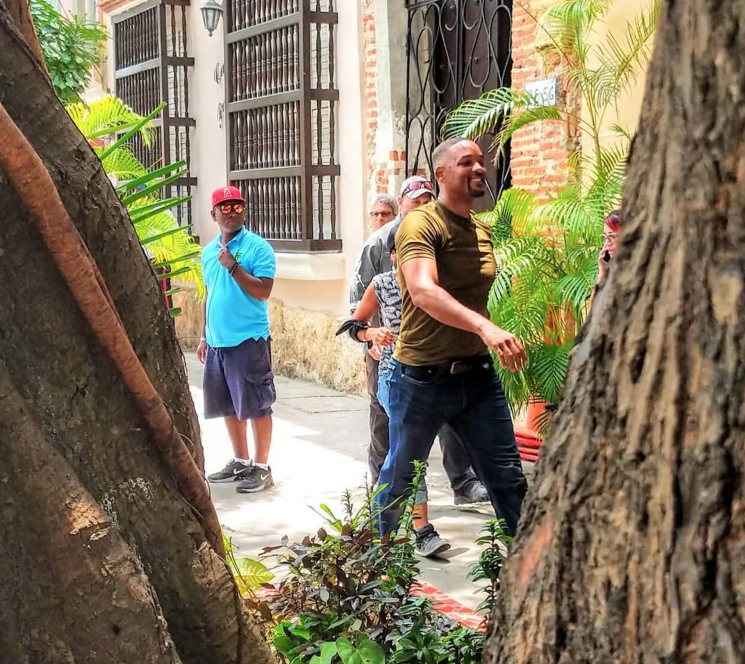 Will Smith en Cartagena7