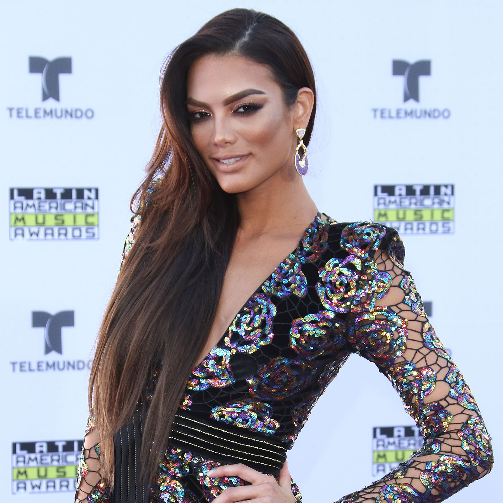 Zuleyka Rivera, Latin America Music Awards, look, alfombra, mejor vestidas